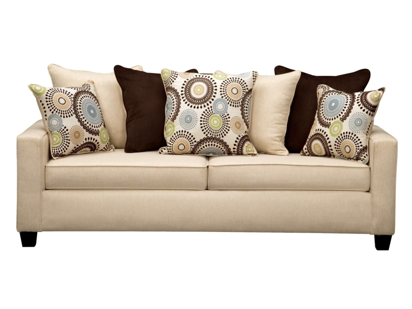 Value City Sofas Throughout 2018 Stoked Cream Sofa – Value City Furniture (View 2 of 15)