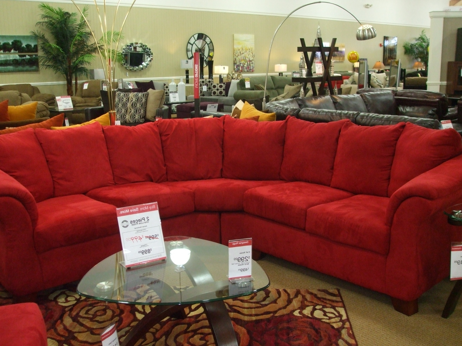 Value City Sofas Within Most Recently Released Lovely Value City Sectional Sofa 66 About Remodel Sofas And (View 14 of 15)