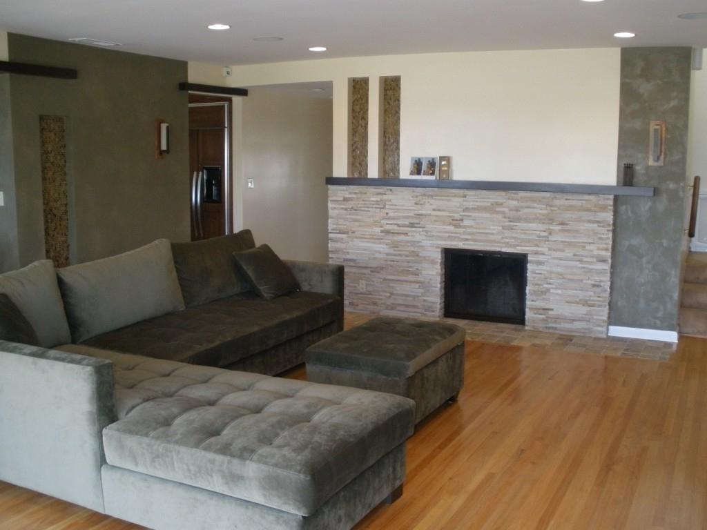 Velvet Sectional Sofas With Chaise intended for Popular Living Room : Living Room Furniture Gray Velvet Tufted Sleeper