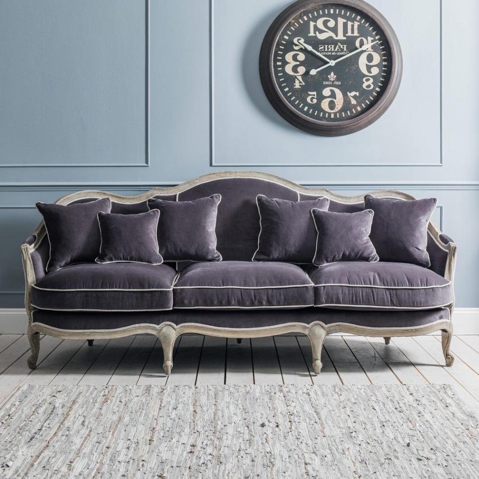 Velvet Sofas In Most Recently Released Velvet Sofa Brush – Velvet Sofa In Modern And Classic Design (View 15 of 15)