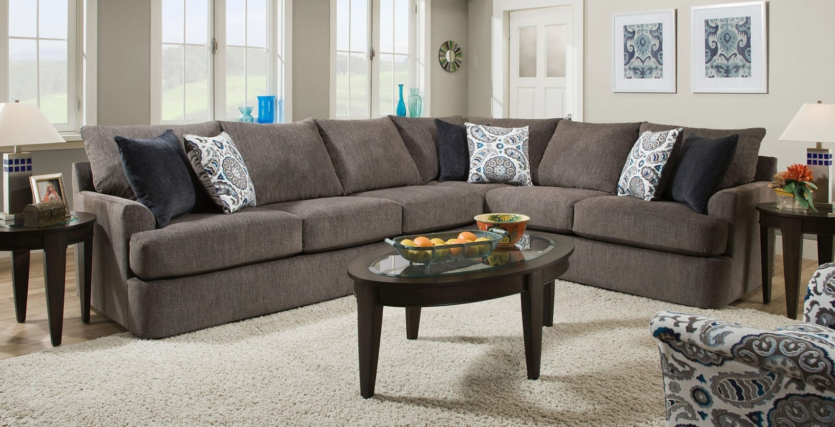 Ventura County Sectional Sofas Within Most Popular Grandstand Sectional (Amazing Furniture Stores In Ventura Design (View 15 of 15)