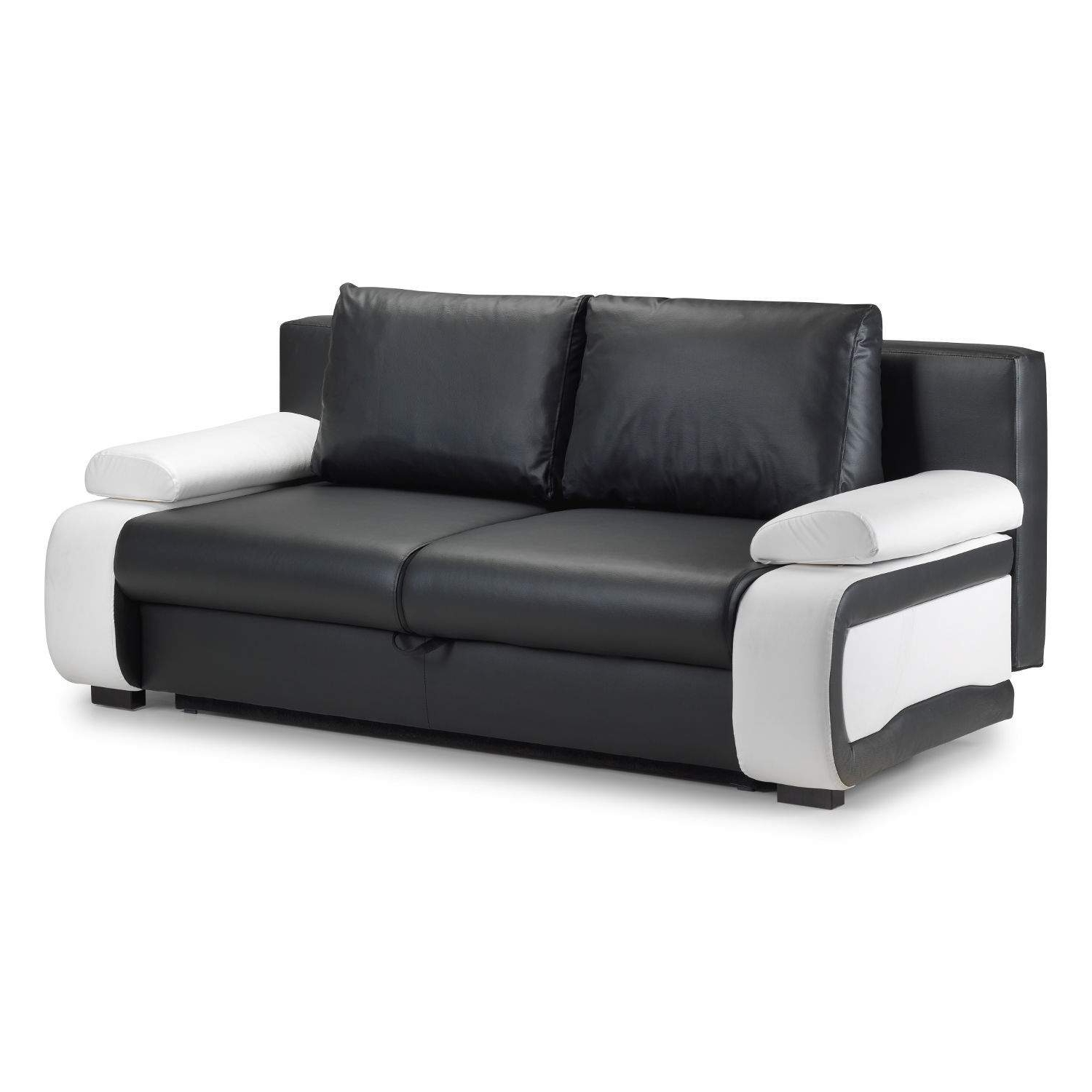 Victoria 2 Seater Sofa Bed – Next Day Delivery Victoria 2 Seater within Popular Black 2 Seater Sofas