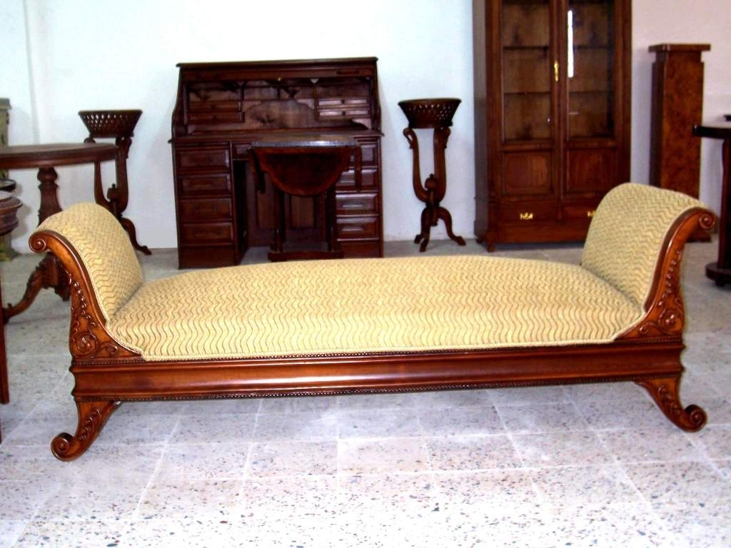 Victorian Chaises For Current Victorian Chaise Longue Uk — Home Designs Insight : Victorian (View 8 of 15)