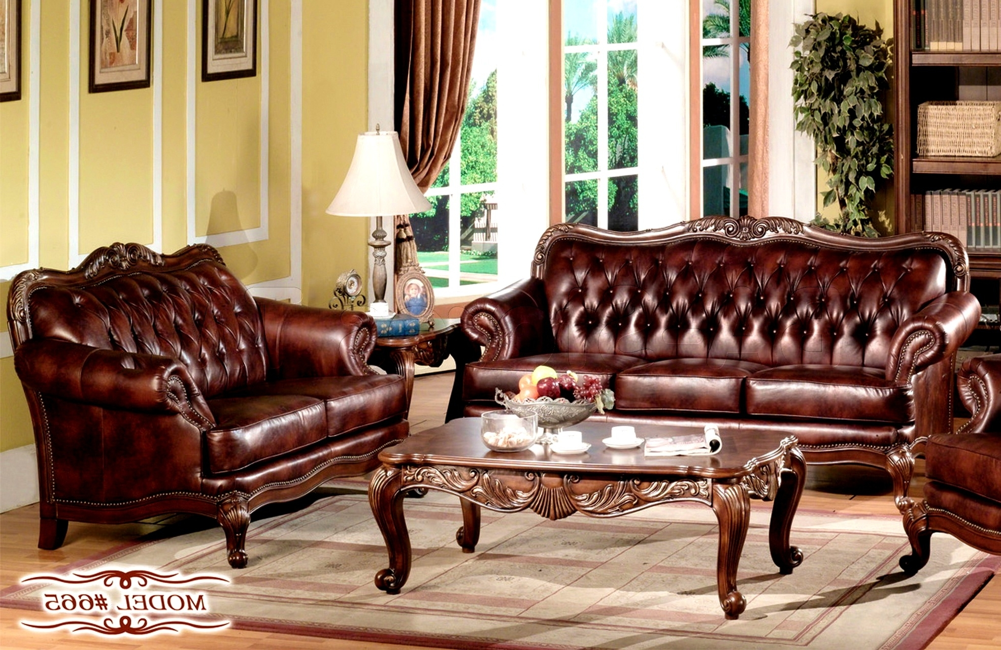 Victorian Leather Sofa 86 With Victorian Leather Sofa For Famous Victorian Leather Sofas (View 10 of 15)
