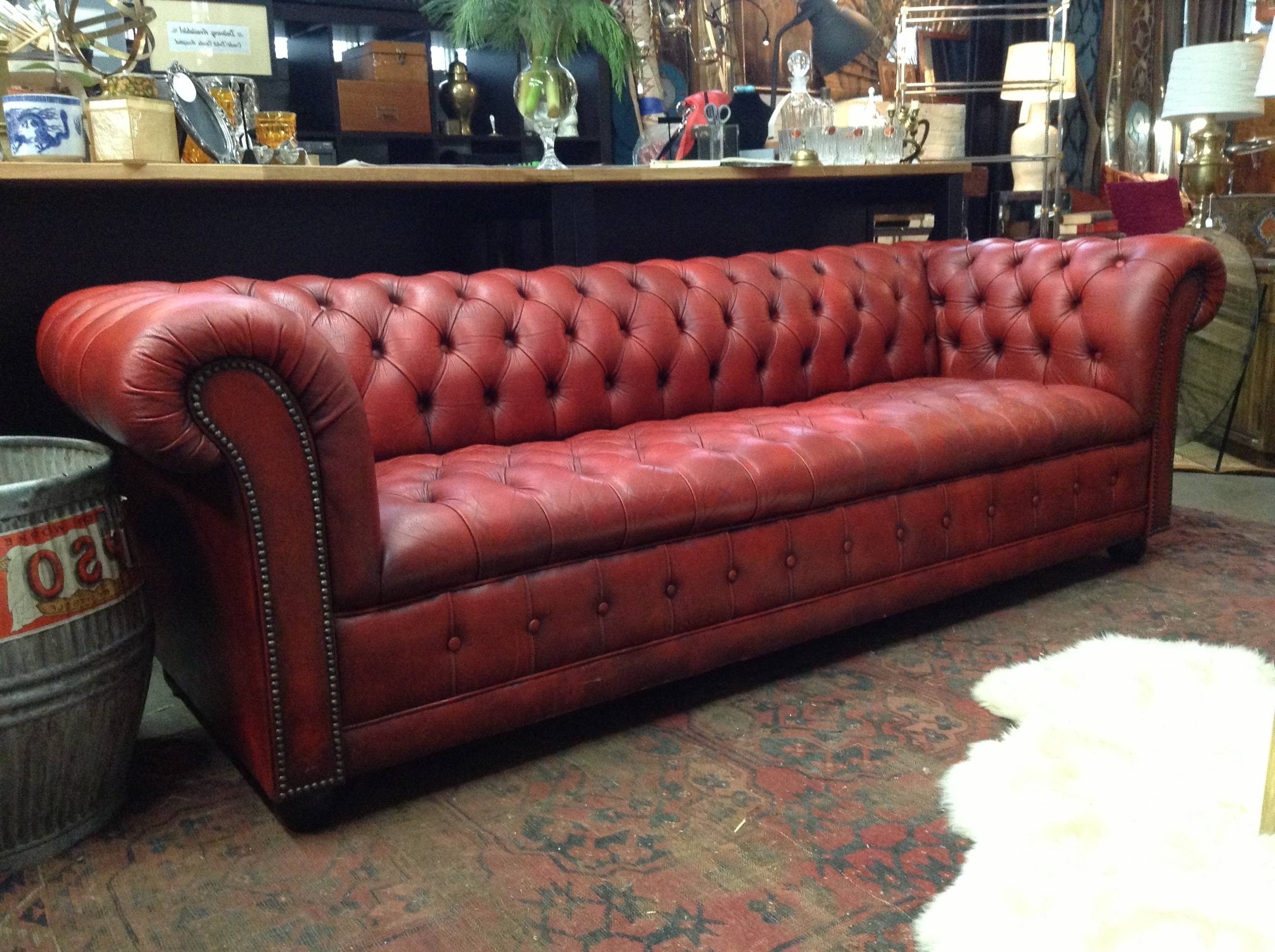 Victorian Leather Sofas In Famous Ideas Of Victorian Leather Sofas Sofa Used Victoria Couches Set (View 11 of 15)