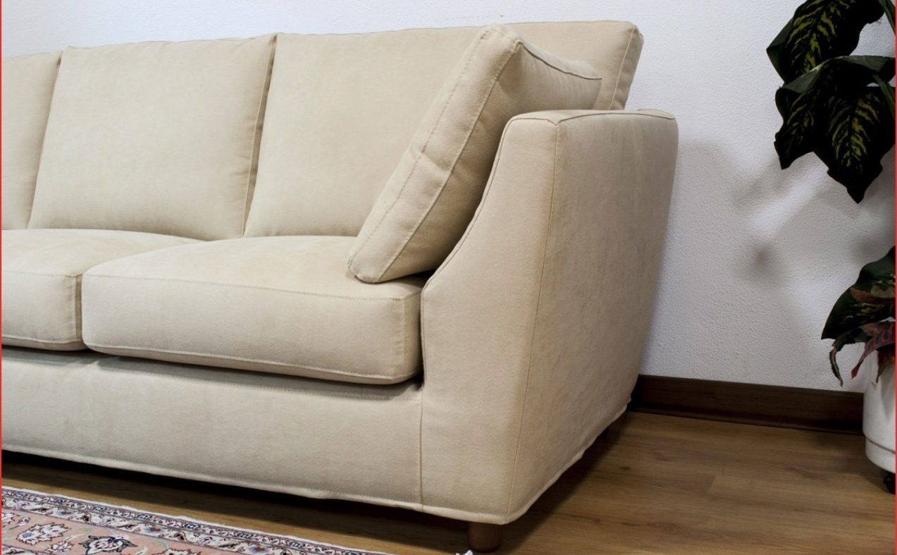 Washable Sectional Sofa White Slipcovered Sectional Sofa With Regard To Current Sofas With Washable Covers (View 10 of 15)