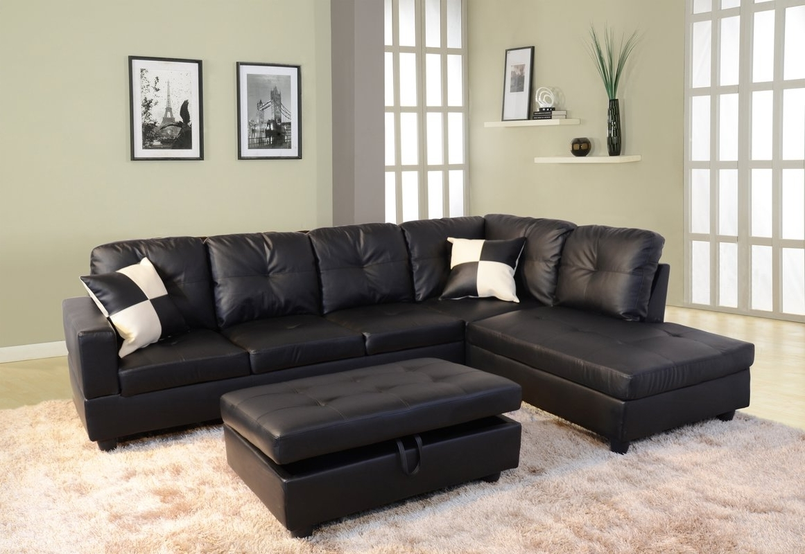 Wayfair For Best And Newest Sectionals With Ottoman (View 15 of 15)