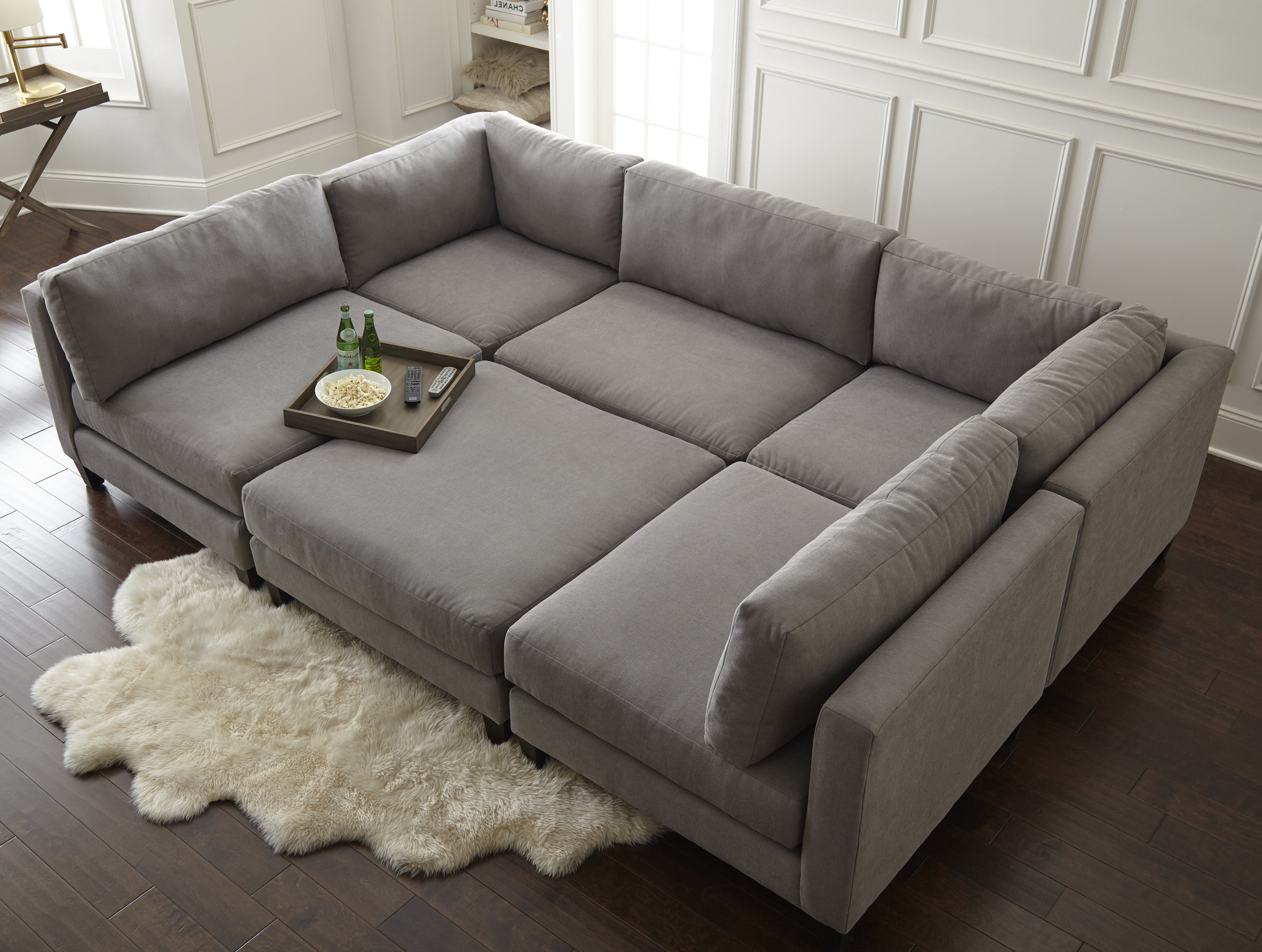 Wayfair Inside Widely Used Oversized Sectional Sofas (View 12 of 15)