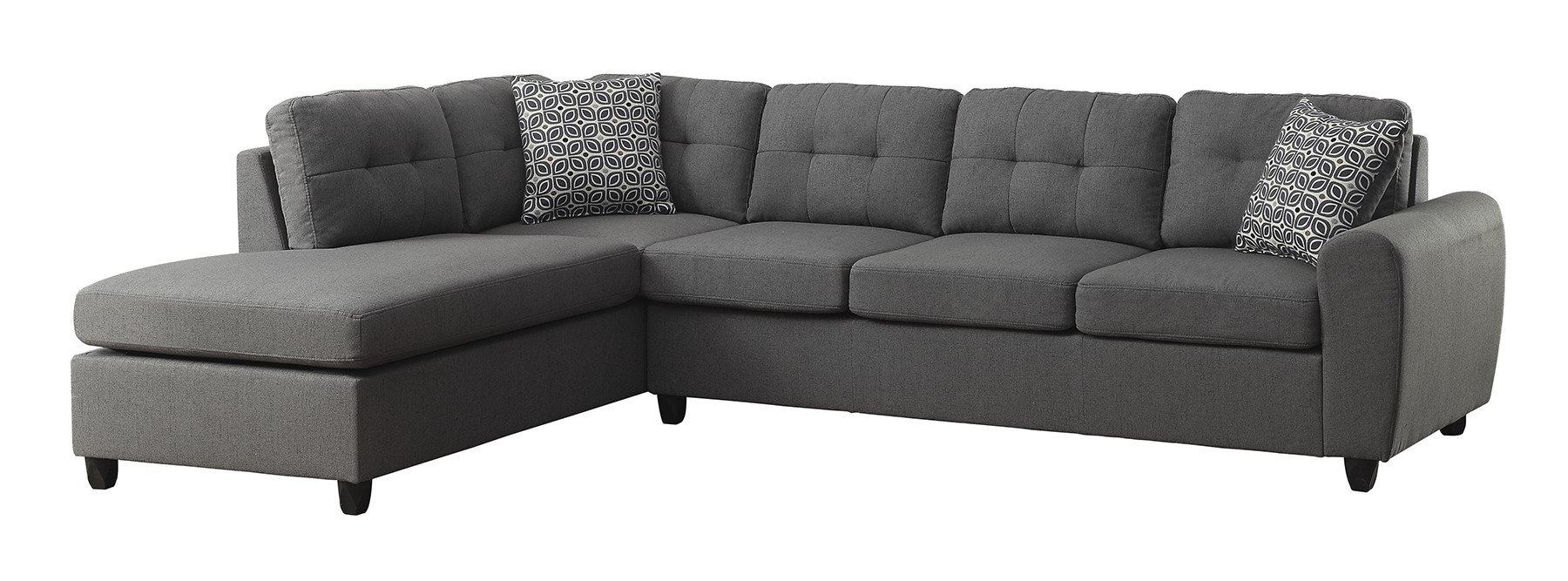 Wayfair Intended For Favorite Everett Wa Sectional Sofas (View 11 of 15)