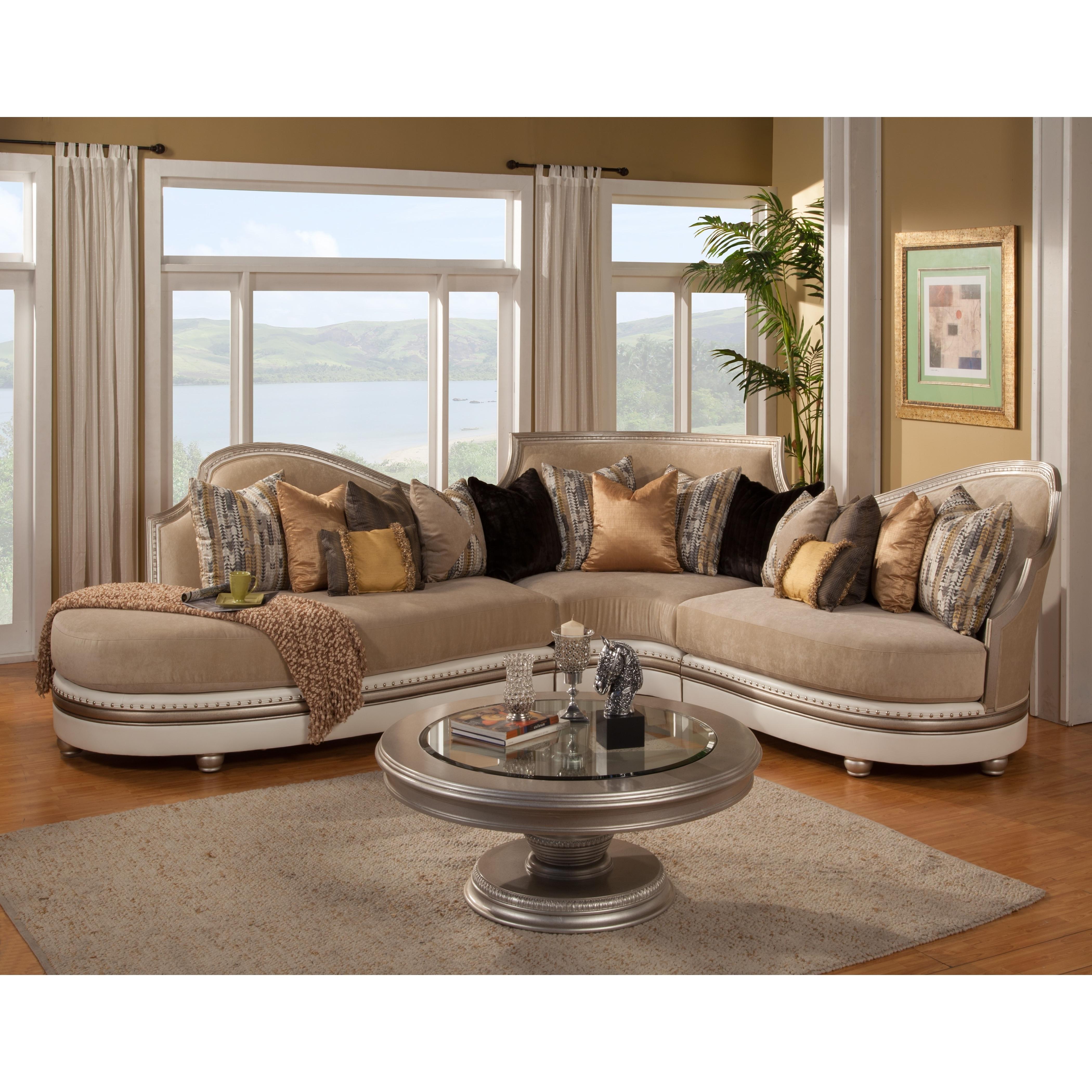 Wayfair Sectional Sofas Throughout Trendy Wayfair Sofa Sectional (View 7 of 15)
