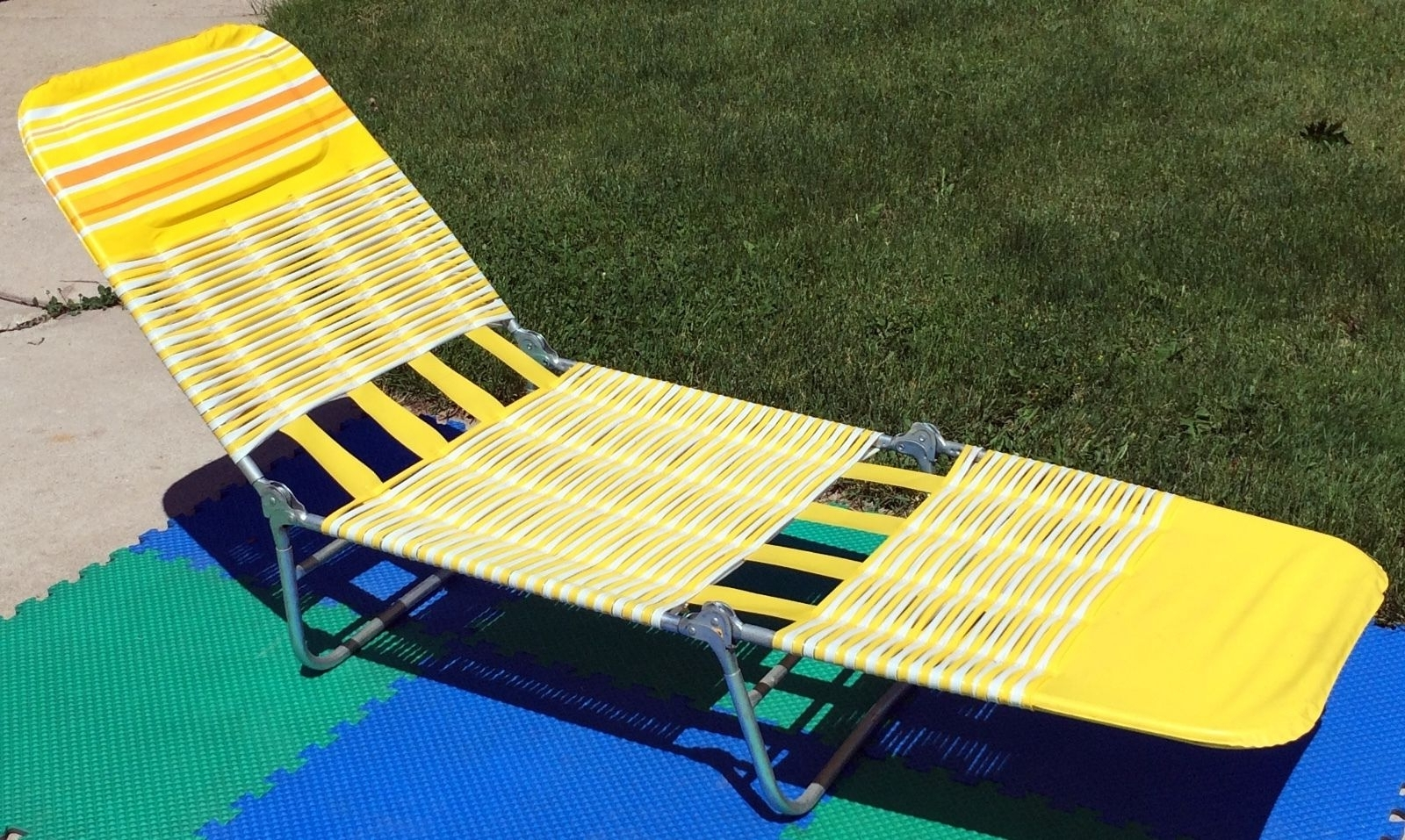 Web Chaise Lounge Lawn Chairs With Regard To Most Up To Date Uncategorized : Folding Chaise Lounge Chair In Fantastic Chaise (View 11 of 15)