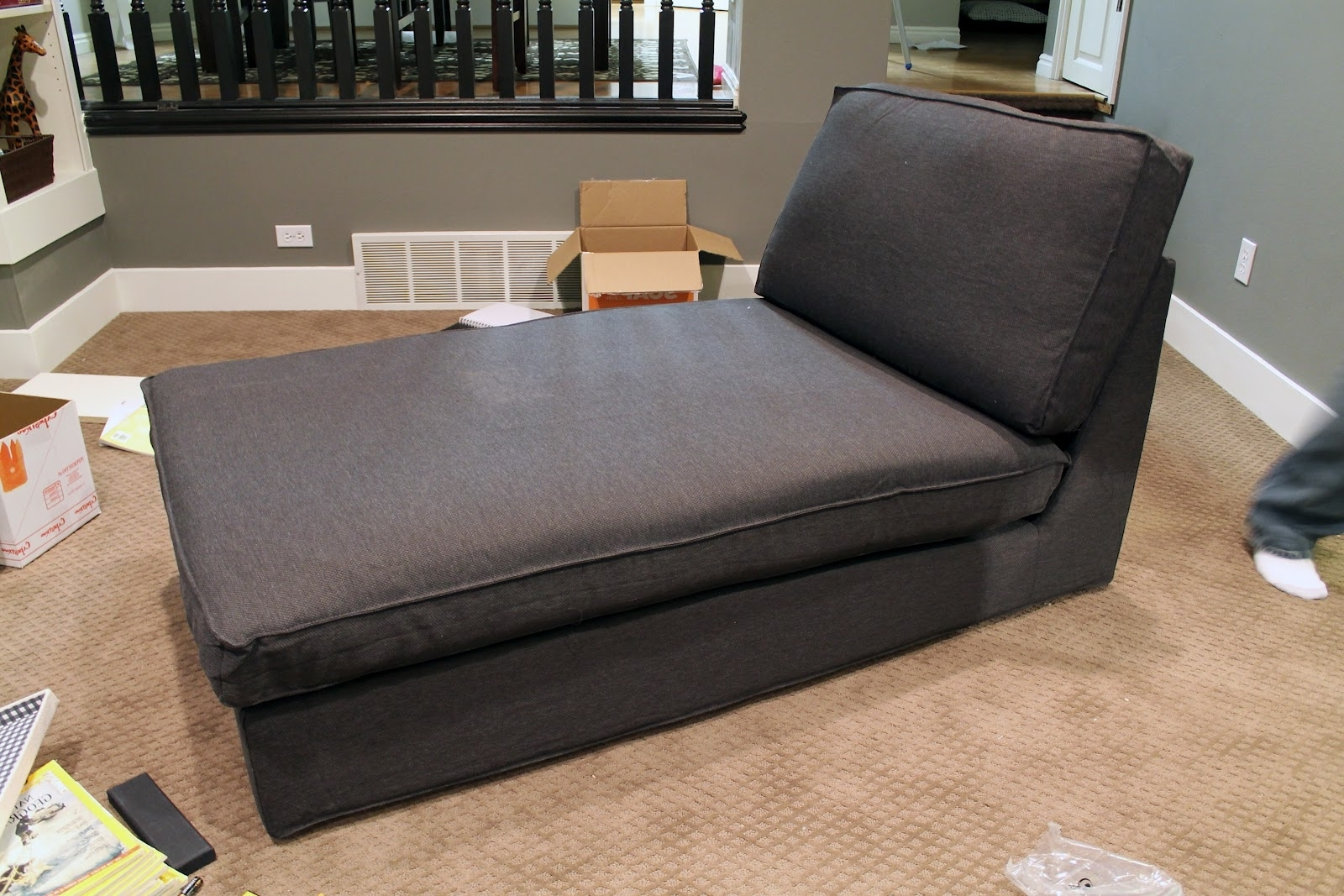 Welcome To The Family, Chaise (View 14 of 15)