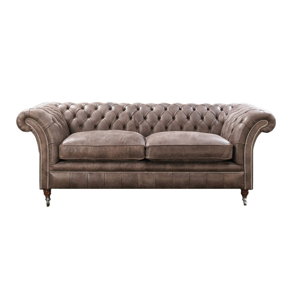 Well Known 10 Charming Chesterfield Endearing Leather Chesterfield Sofa Inside Leather Chesterfield Sofas (View 14 of 15)