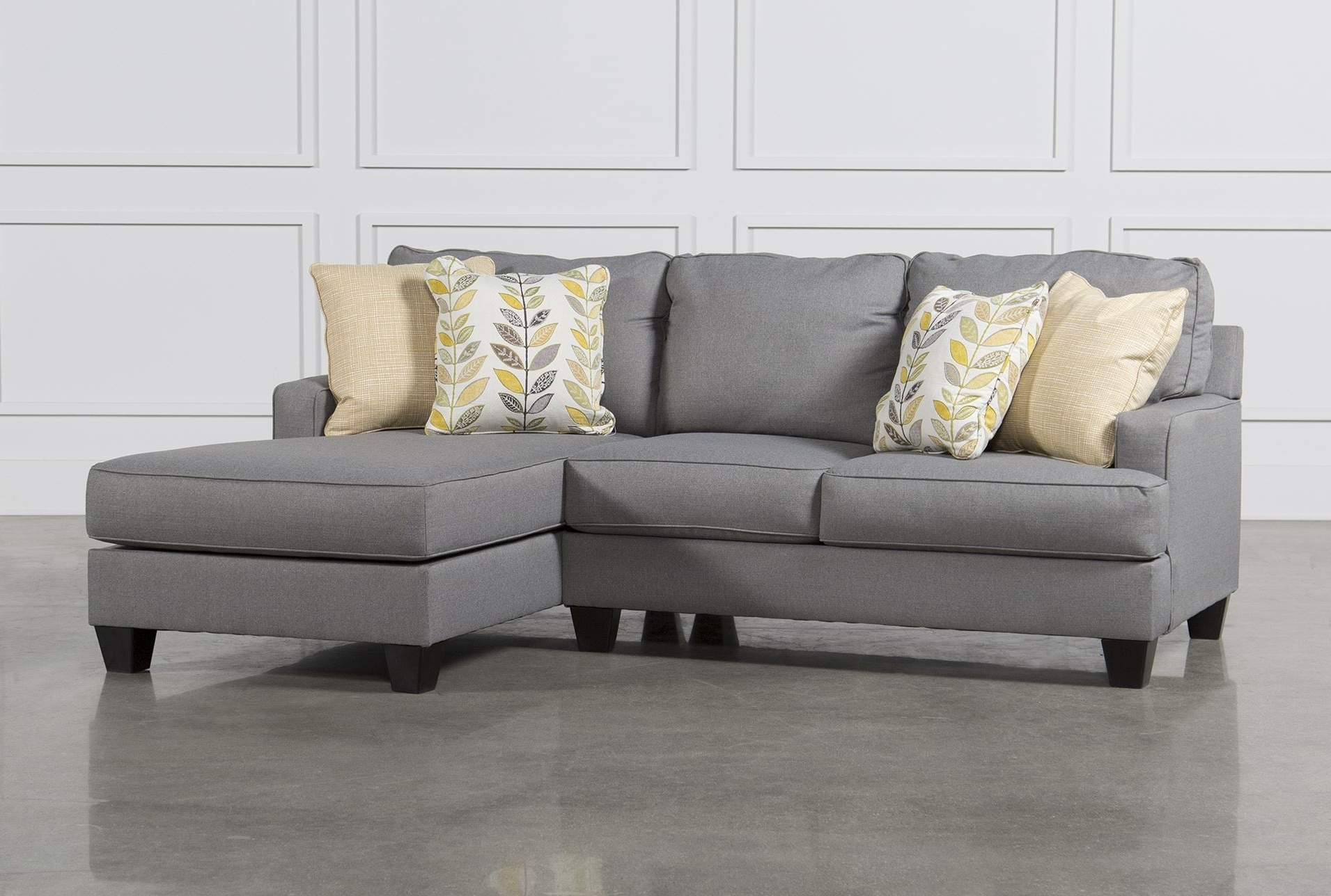 Well Known 2 Piece Sectional Sofas With Chaise Within Chamberly 2 Piece Sectional W/raf Chaise – Signature (View 4 of 15)