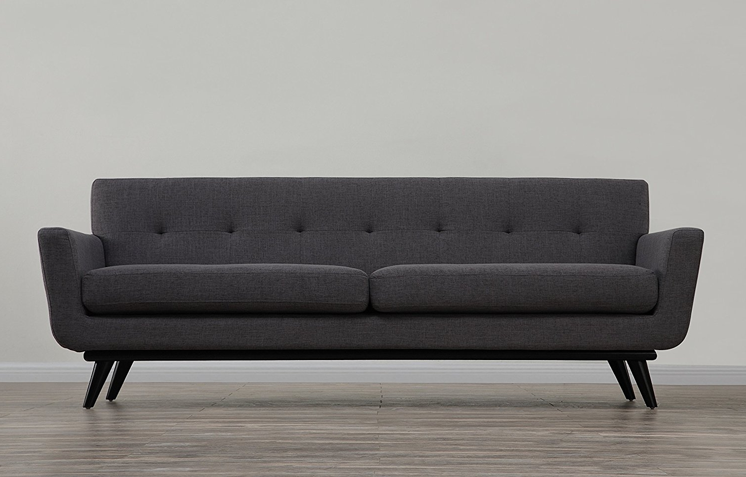 Well Known Amazon: Tov Furniture The James Collection Mid Century Modern Inside Modern Sofas (View 9 of 15)