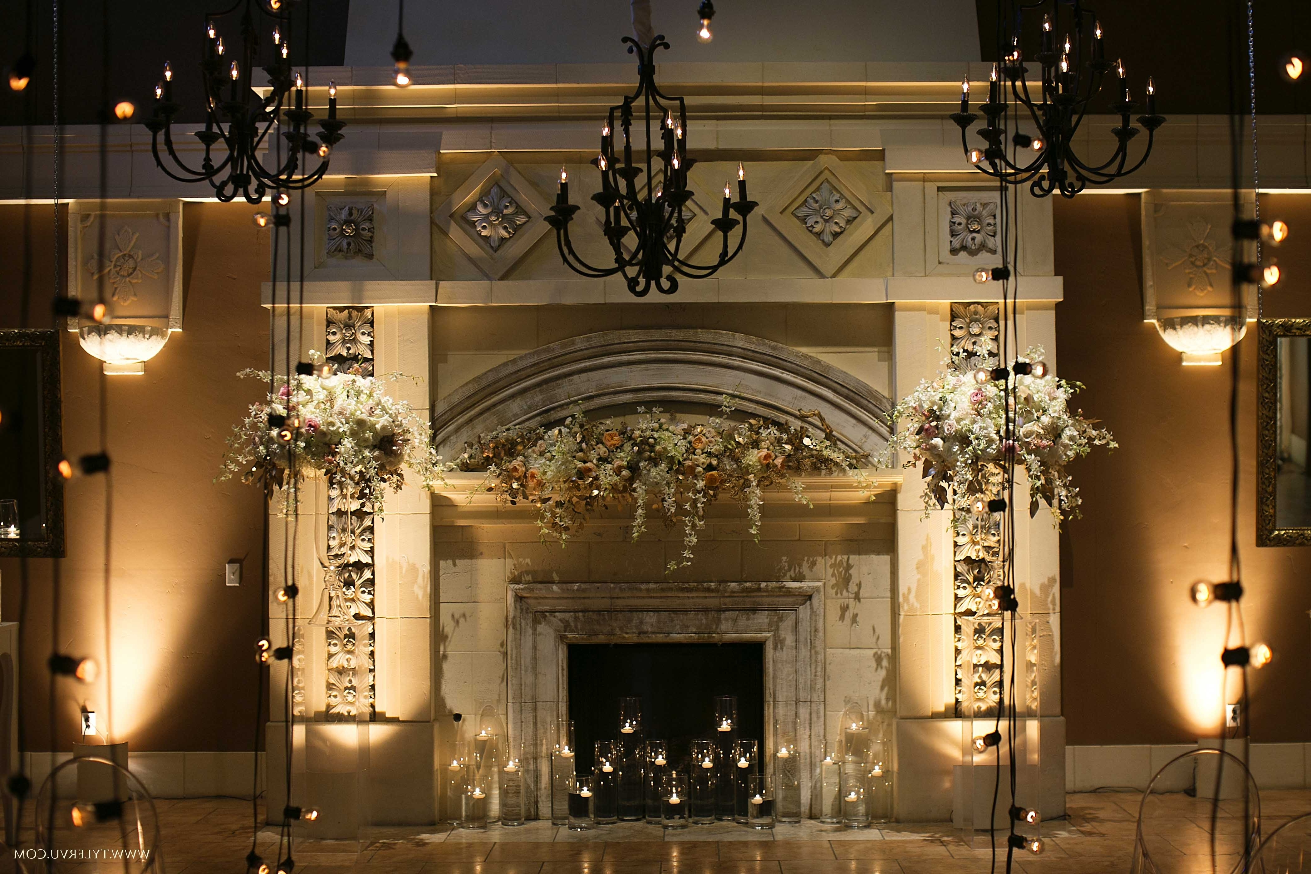 Well Known Antique Chandeliers For Introducing Our Antique Chandeliers! Fantasy Sound Event Services (View 13 of 15)