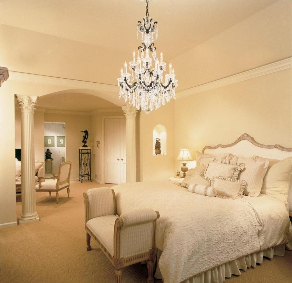 Well Known Bedroom Chandeliers Regarding Pendant Lighting Lowes Mini Collection Including Small Chandeliers (View 15 of 15)