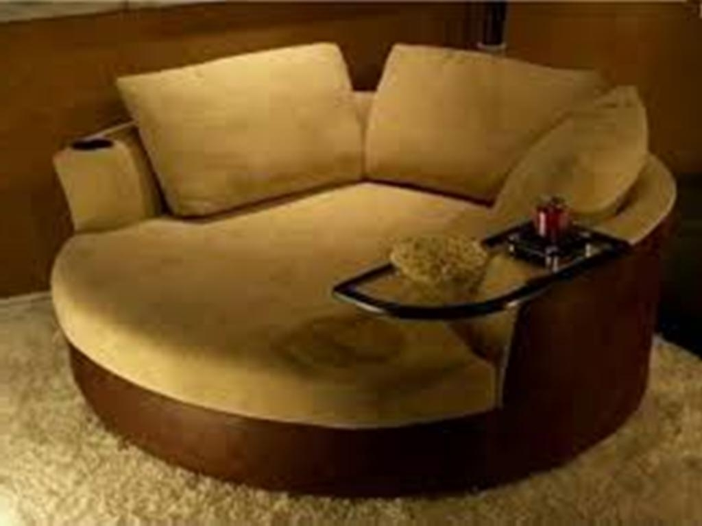 Well Known Big Round Sofa Chairs Intended For Big Round Lounge Chairs • Lounge Chairs Ideas (View 14 of 15)