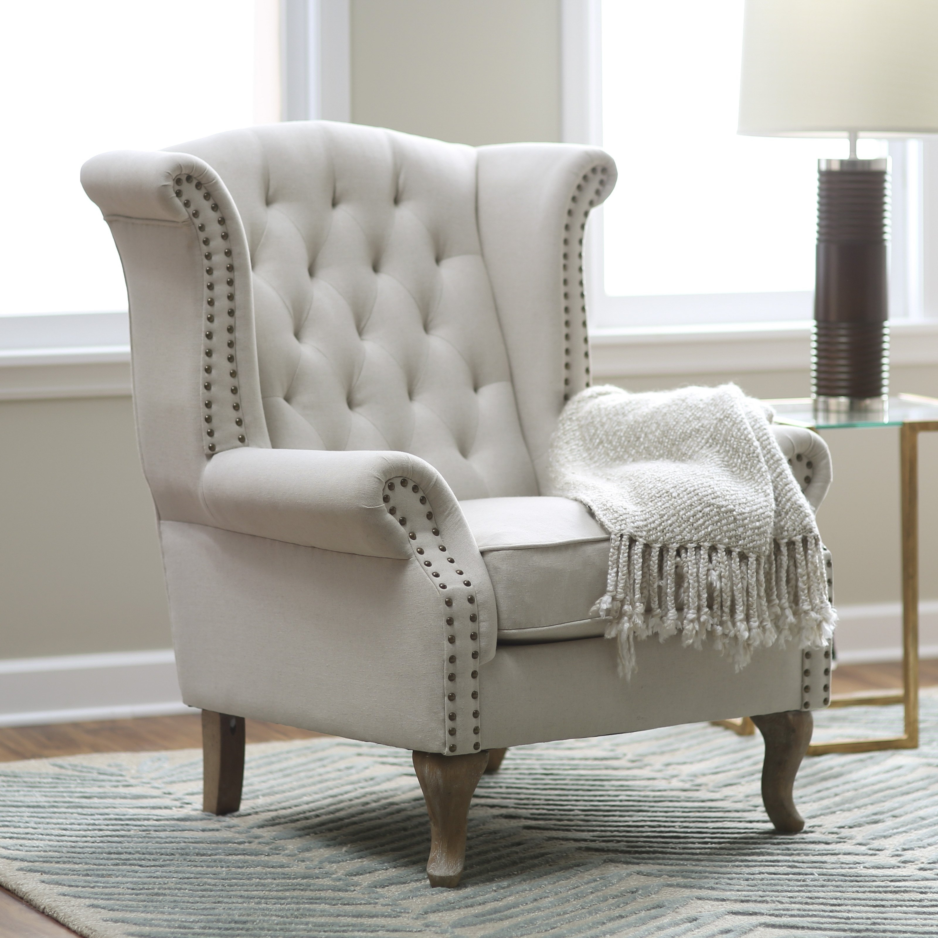 Well Known Chairs : Upholstered Accent Chairs Living Room Ideas With Stunning Throughout Sofa Arm Chairs (View 14 of 15)