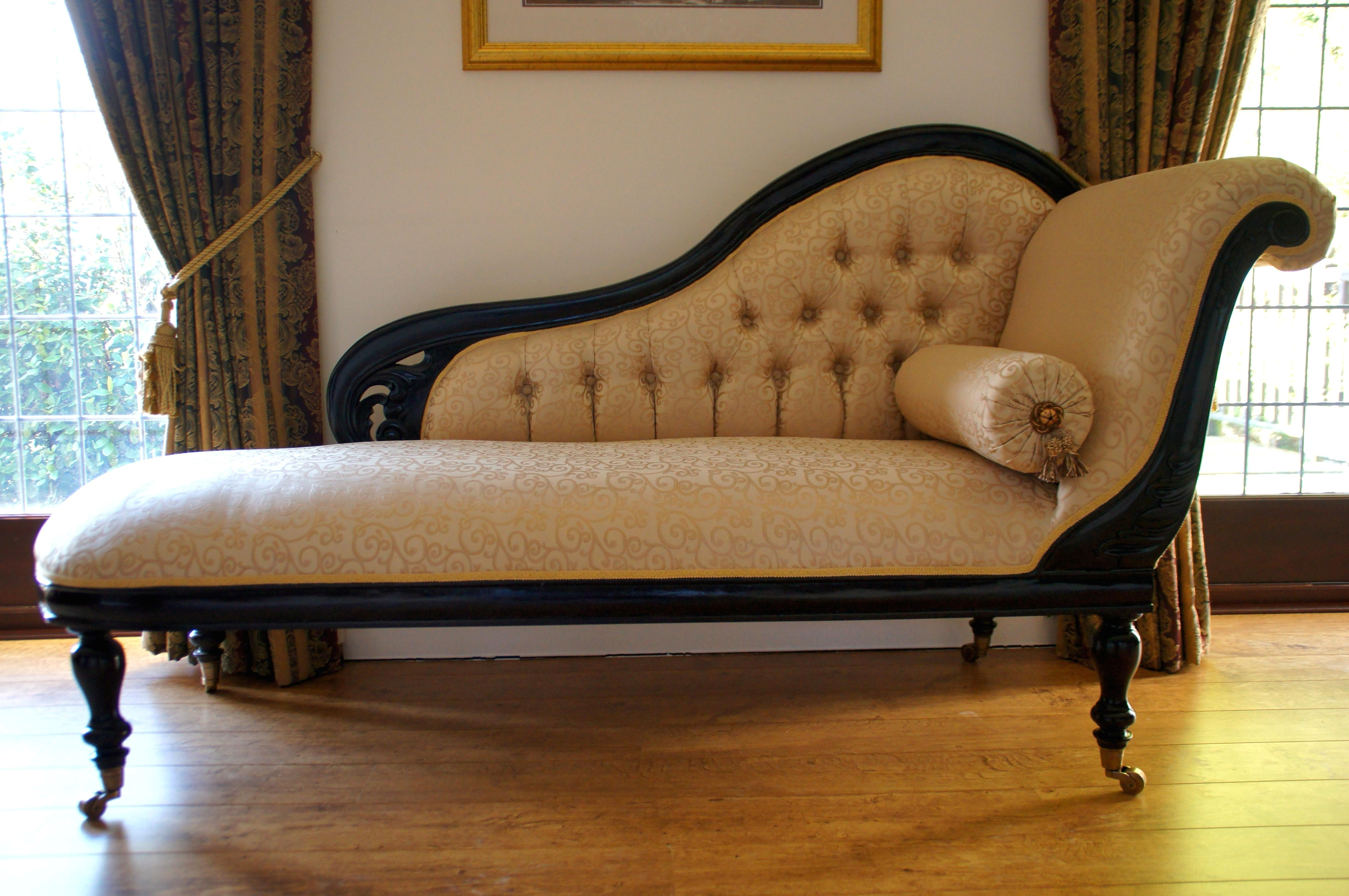 Well Known Chaise Couch Lounges Within Say Yes To Sofa Chaise Lounge – Pickndecor (View 7 of 15)