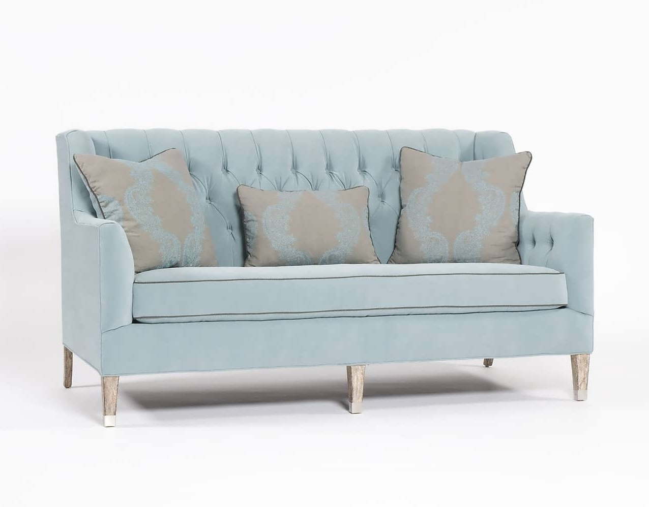 Well Known Chaise Lounge Slipcovers With Regard To Sofa : Chaise Lounge Slipcover Navy Blue Tufted Sofa Navy Blue (View 15 of 15)