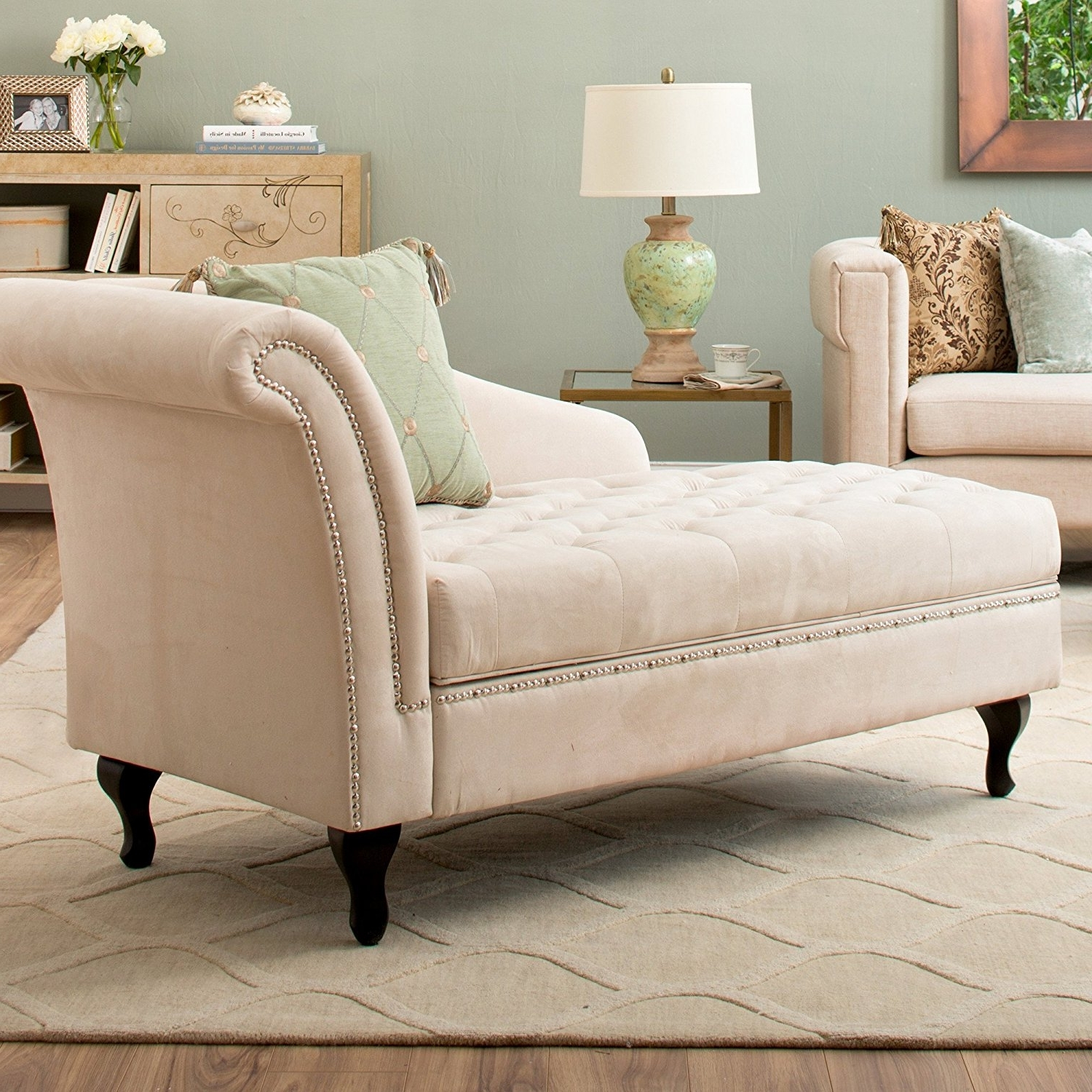 Well Known Chaise Lounges For Bedroom Regarding Lovely Bedroom Chaise Lounge Chairs (38 Photos) (View 14 of 15)