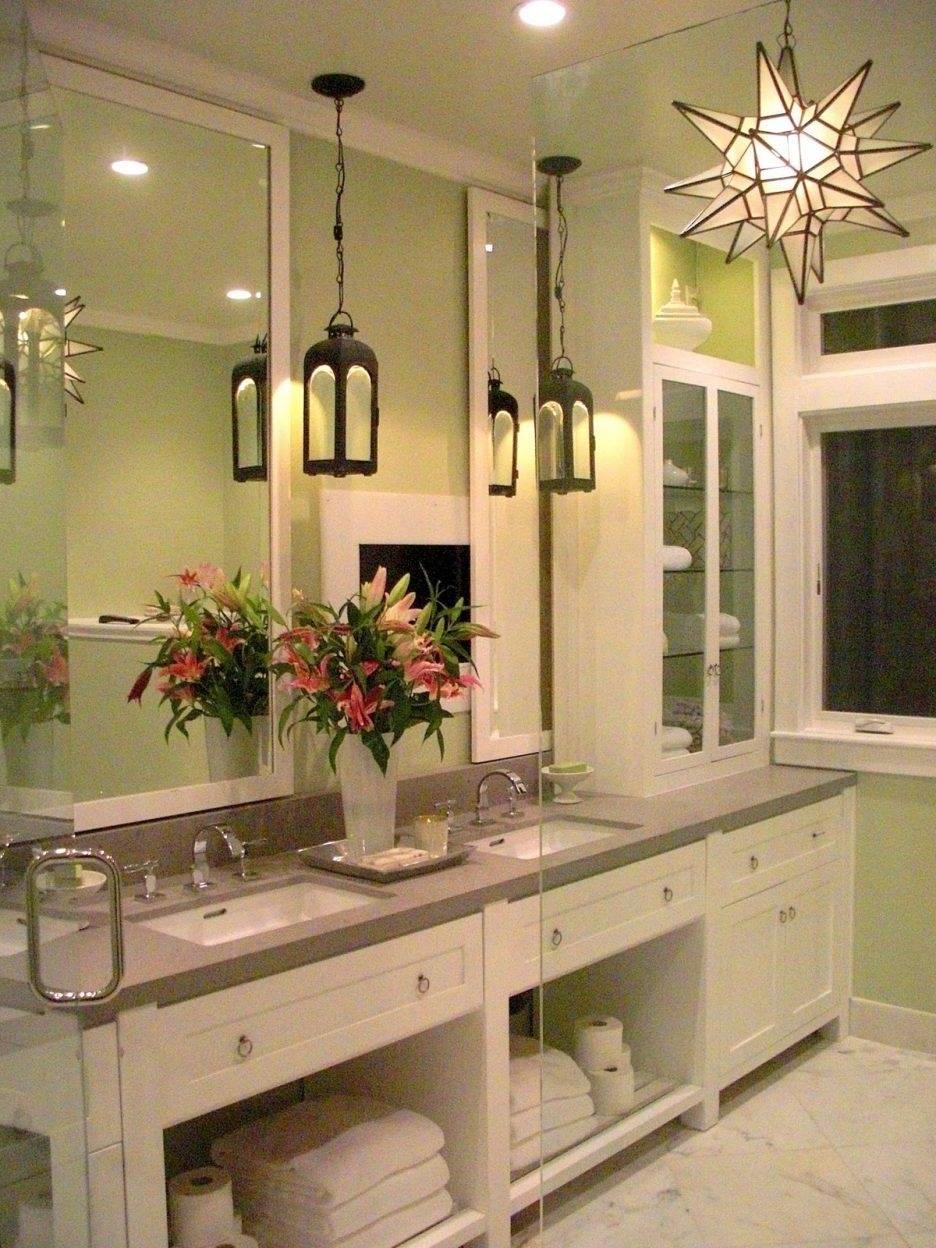 Well Known Chandelier Bathroom Ceiling Lights Regarding Bathroom Design : Best Ofled Bathroom Lighting @ Chandelier Bathroom (View 14 of 15)
