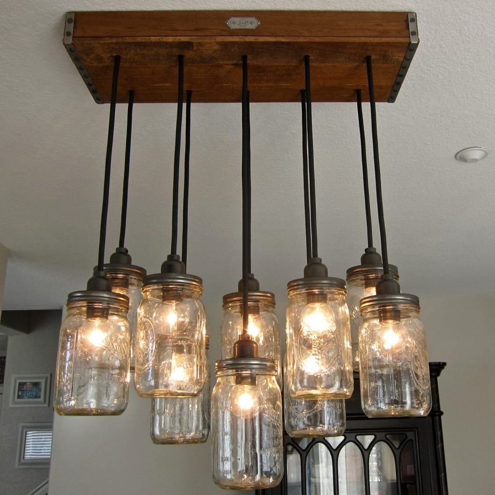 Featured Photo of Caged Chandelier