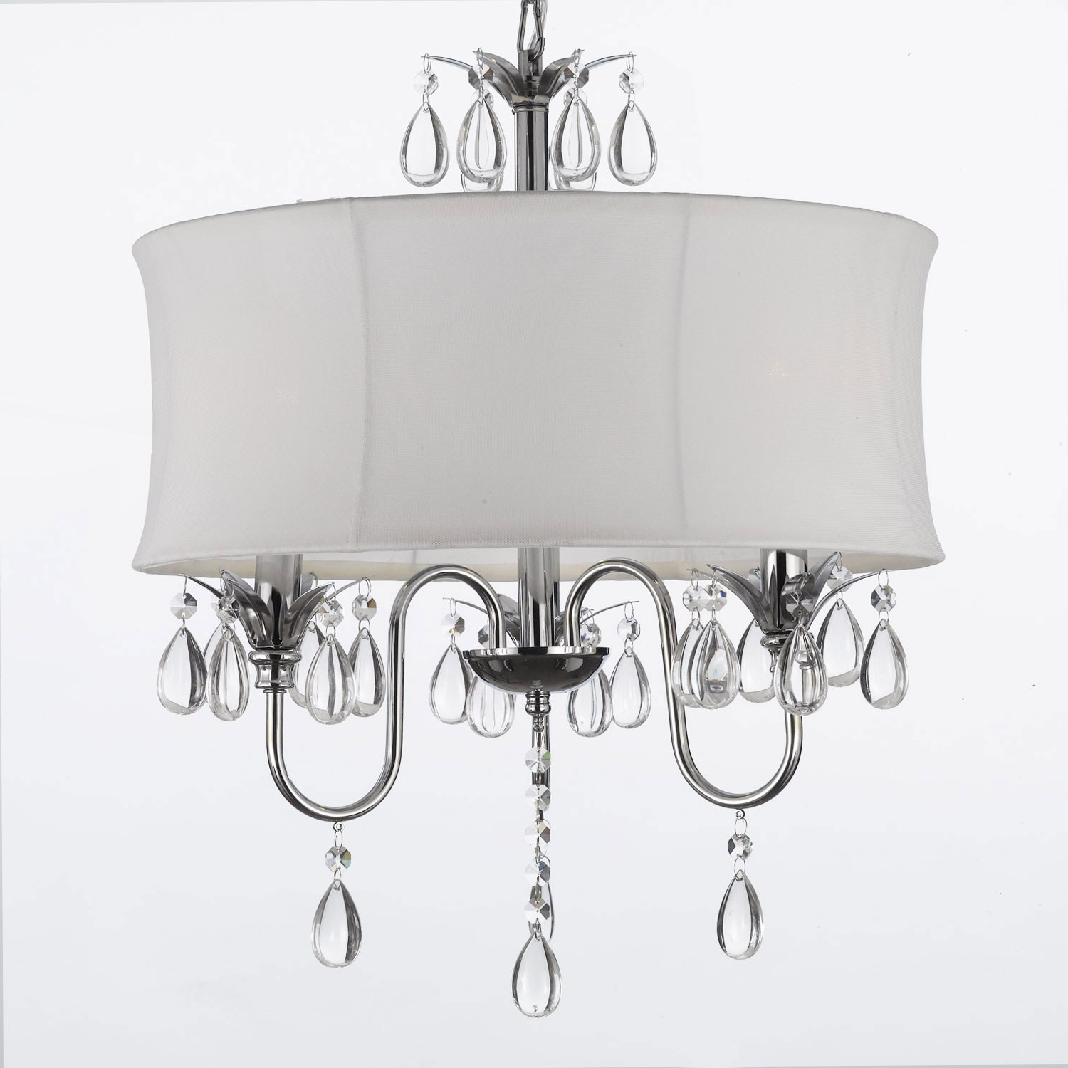 Well Known Chandeliers With Black Shades – Chandelier Showroom With Chandeliers With Black Shades (View 13 of 15)