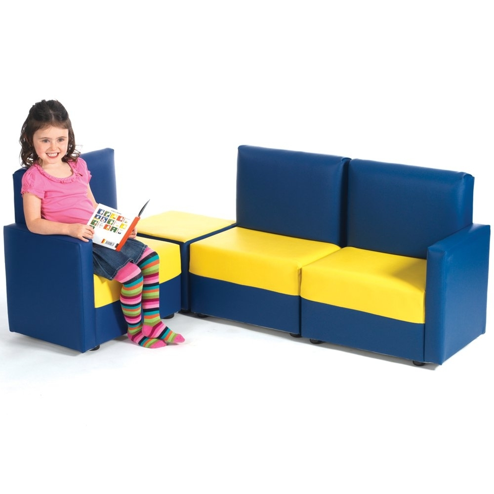 Well Known Childrens Sofas Within Children Sofa – Home Design Ideas And Pictures (View 3 of 15)