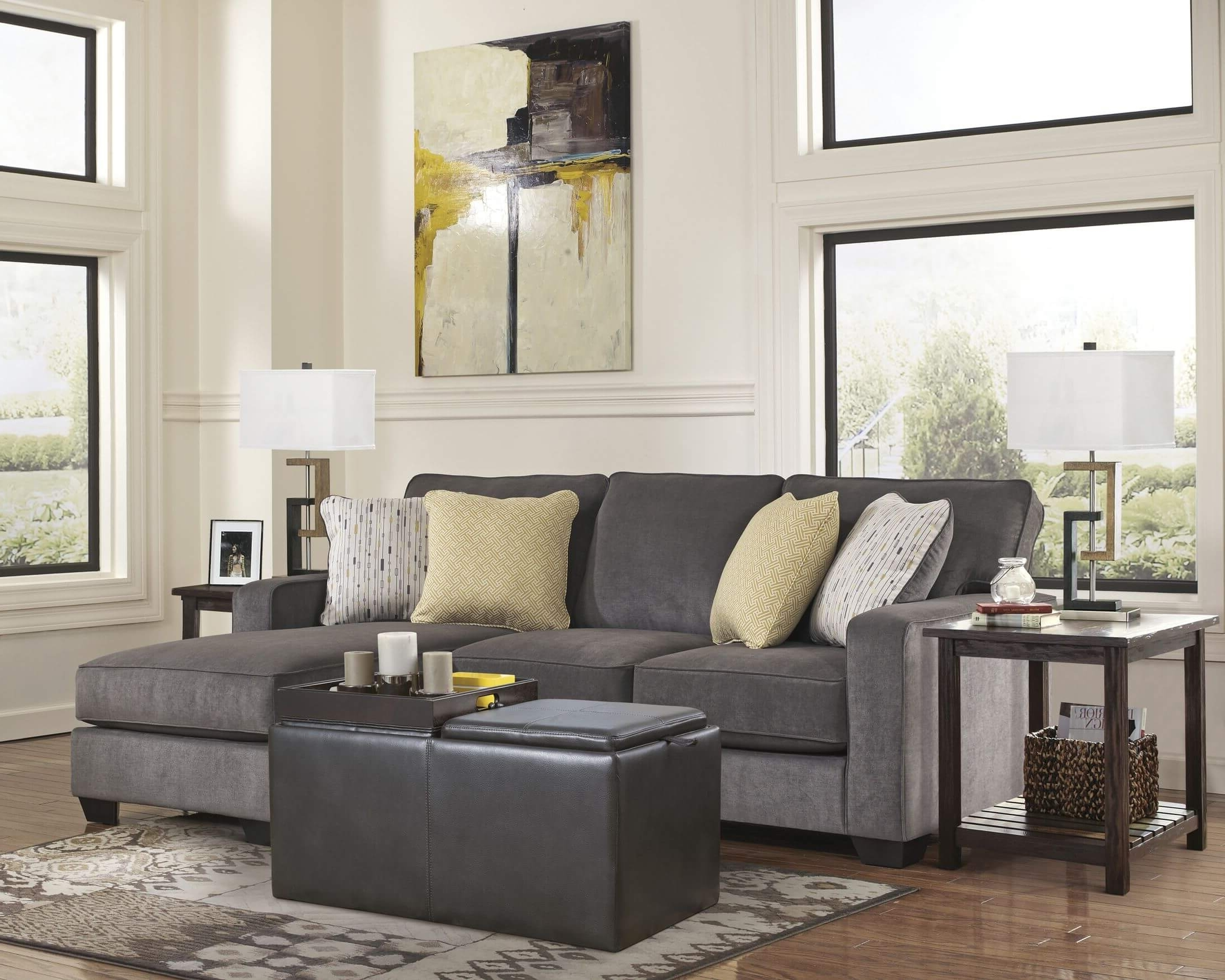 Well Known Coffee Tables For Sectional Sofa With Chaise For Wonderful Coffee Table For Sectional Sofa With Chaise 90 In Pit (View 14 of 15)