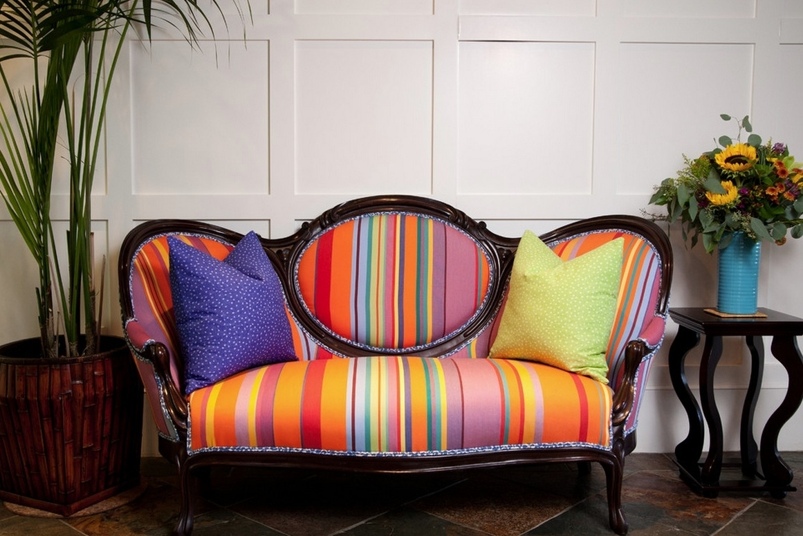Well Known Colorful Sofas And Chairs With Ideas For Colorful Sofas Design # (View 14 of 15)