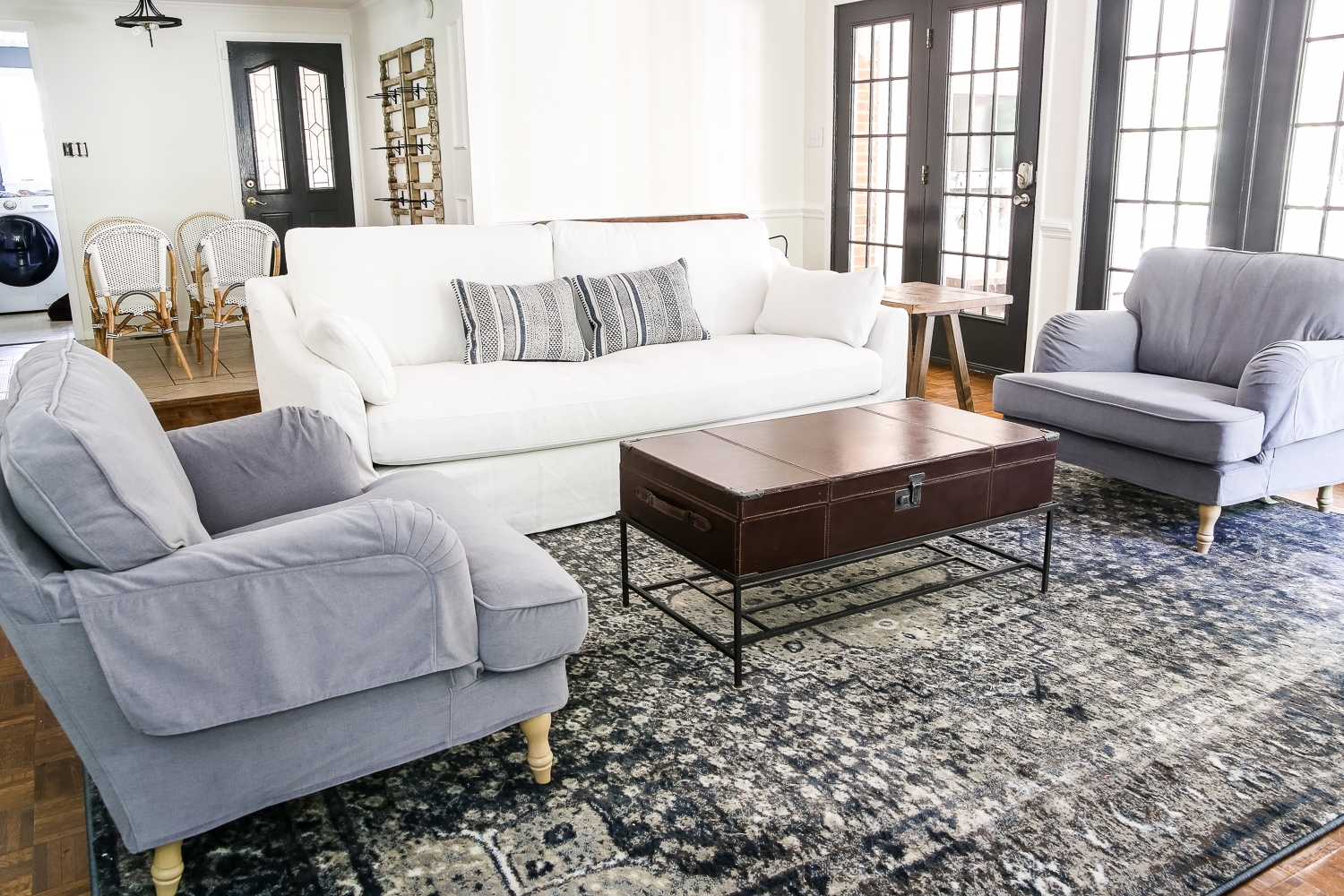 Well Known Comfortable Sofas And Chairs Pertaining To Ikea's New Sofa And Chairs And How To Keep Them Clean – Bless'er House (View 13 of 15)