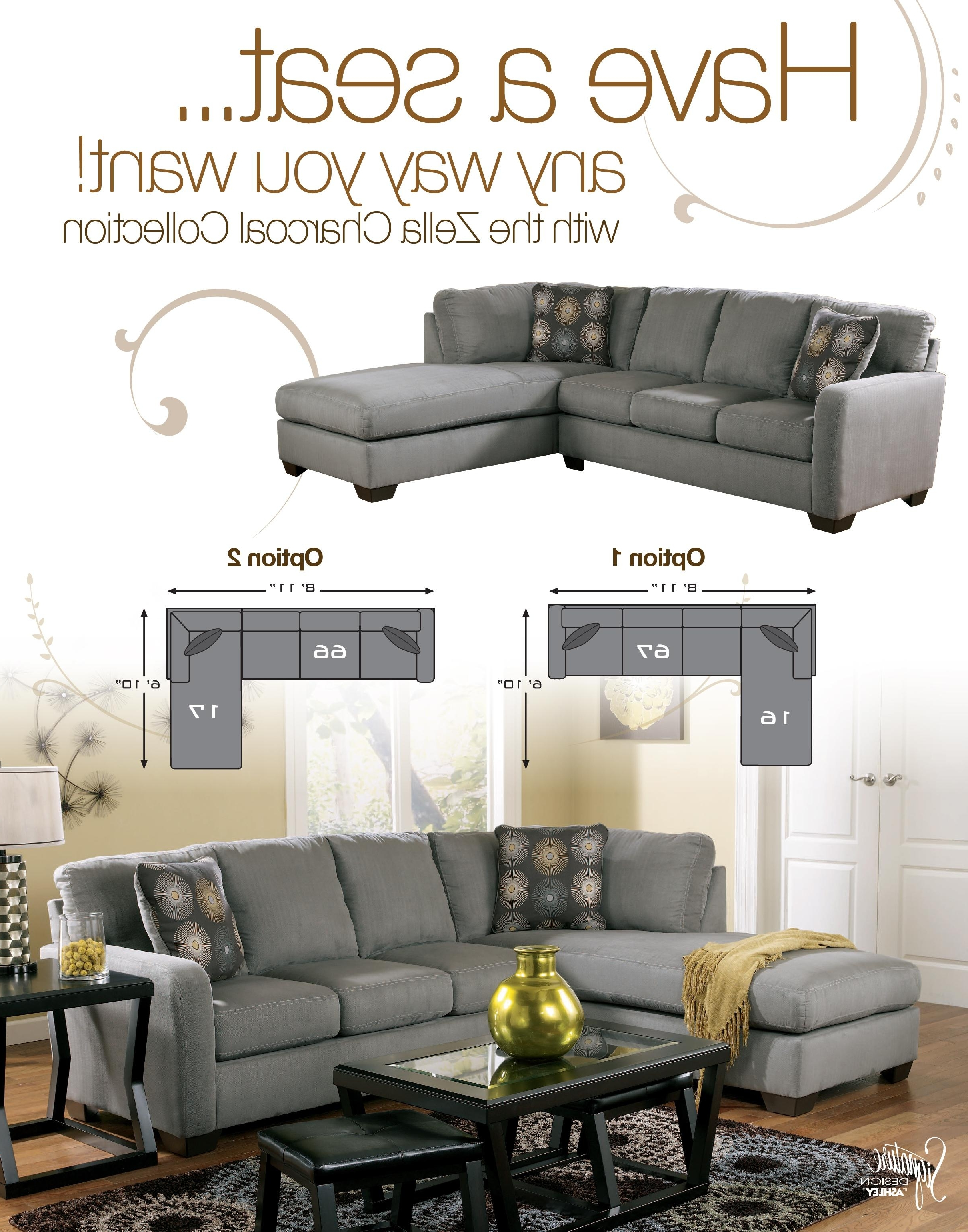 Well Known Contemporary Sectional Sofa With Right Arm Facing Chaise Pertaining To Left Facing Chaise Sectionals (View 7 of 15)