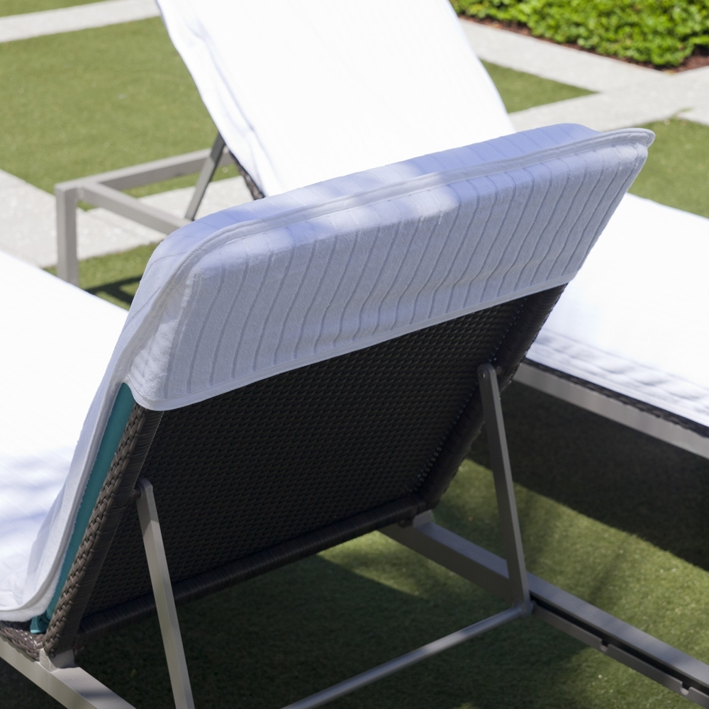 Well Known Covers For Chaise Lounge Chair Within Chaise Lounge Terry Cloth Covers Amazing Towel Chair Things Mag (View 15 of 15)