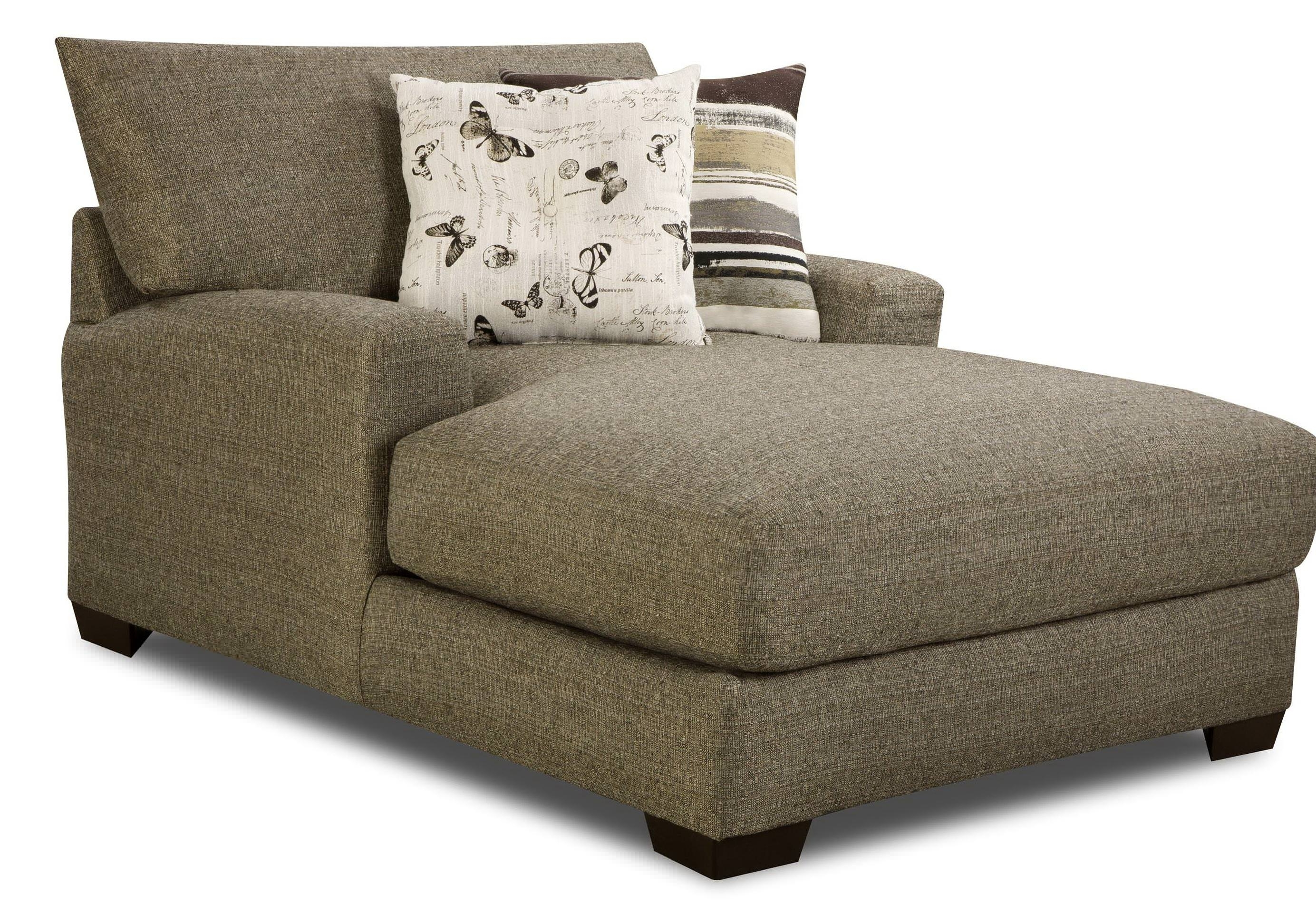 Well Known Cozy Outsized Chaise Lounge Indoor — Dahlia's Home Inside Indoor Double Chaises (View 15 of 15)