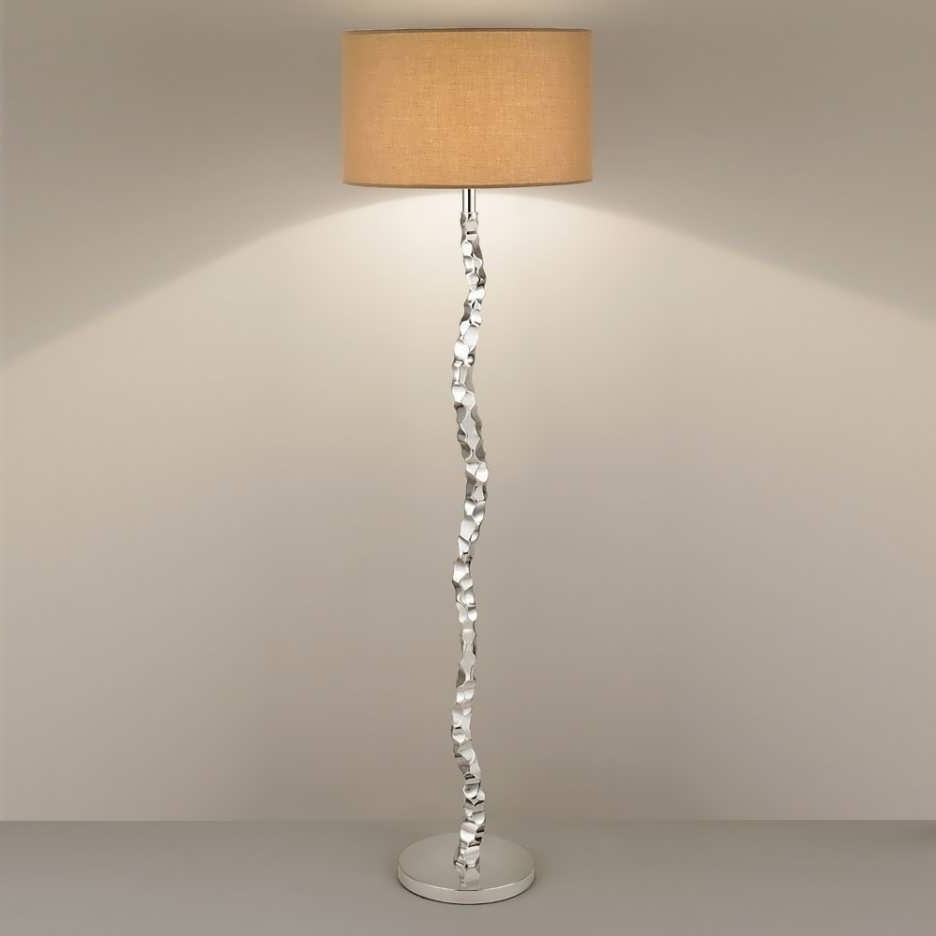 Well Known Crystal Chandelier Standing Lamps For Light : Crystal Chandelier Table Lamp Glass Contemporary Lamps Cheap (View 13 of 15)