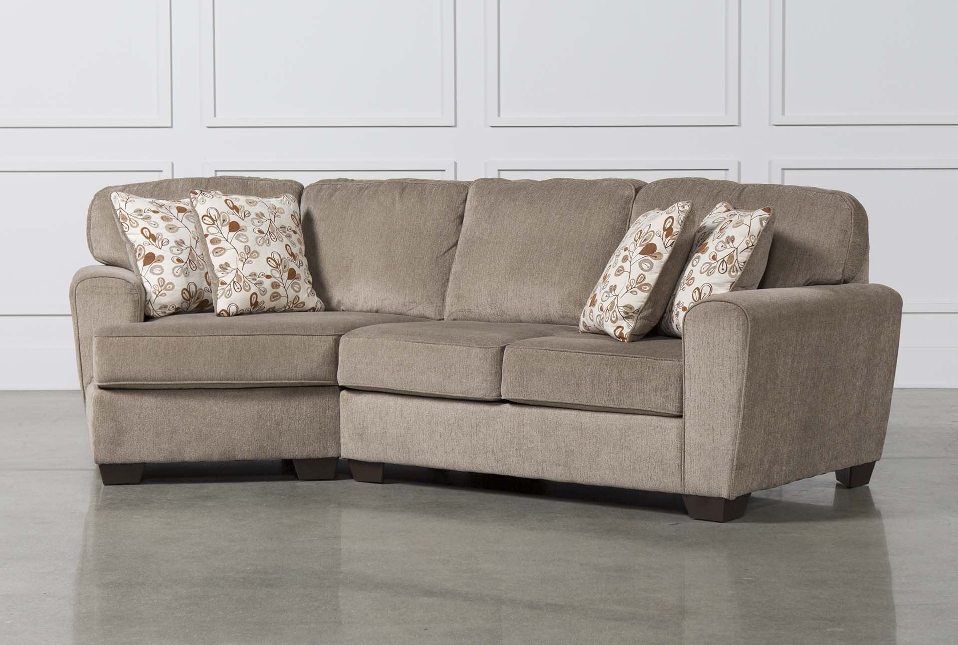 Well Known Cuddler Sectional Sofas Intended For Beautiful Sectional Sofa With A Cuddler – Mediasupload (View 14 of 15)