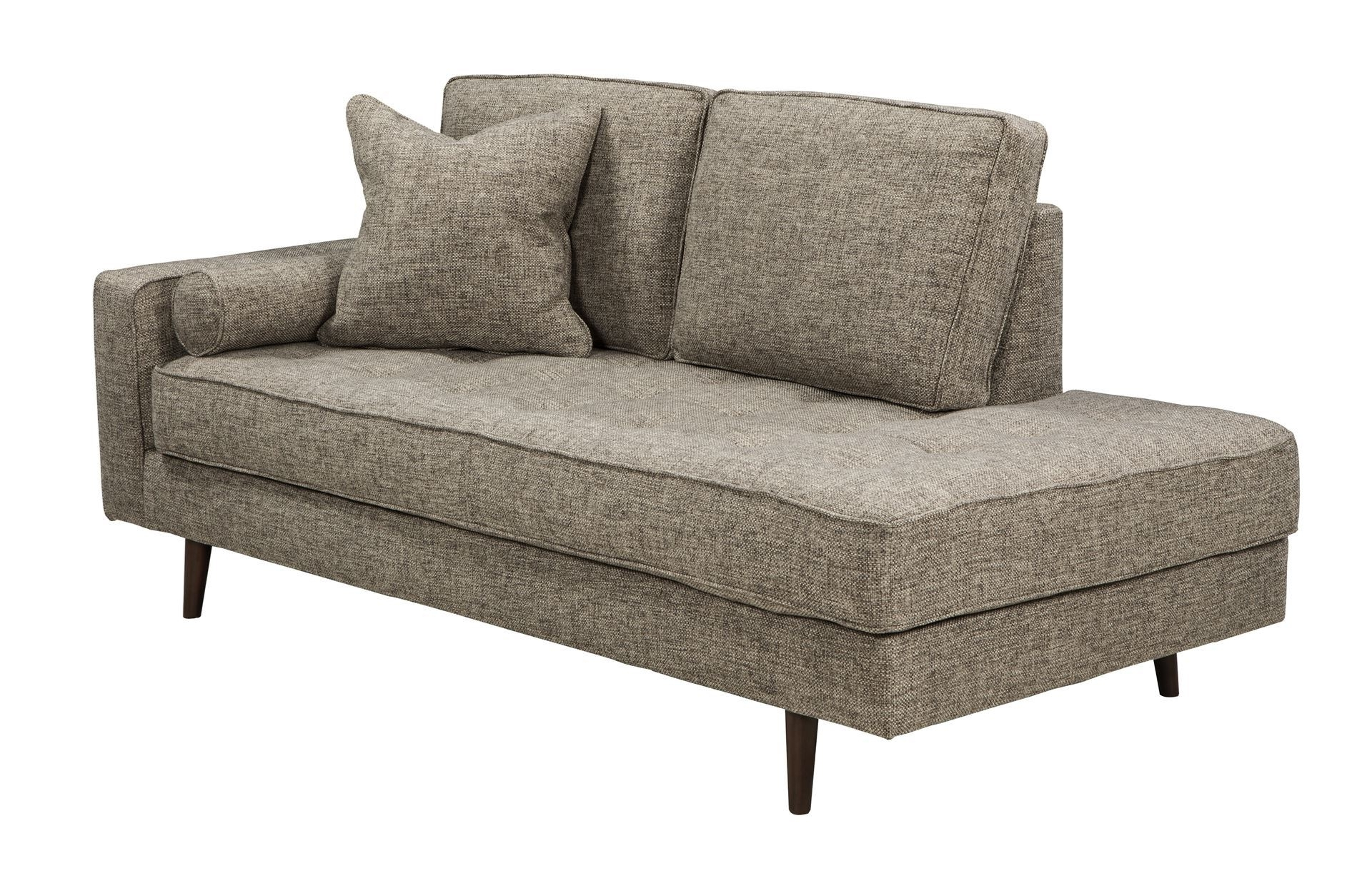 Well Known Dahra Chaise Lounge Regarding Loveseat Chaise Lounges (View 14 of 15)