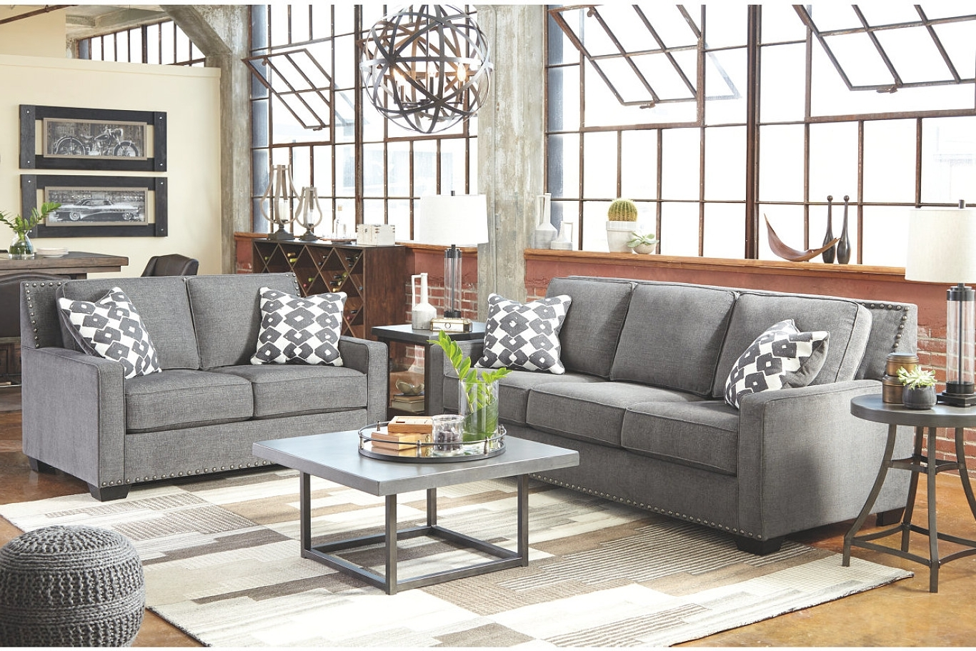Well Known Discount Sofas Ashley Furniture Living Room Sets Sectionals Rent A Regarding Nebraska Furniture Mart Sectional Sofas (Gallery 11 of 15)