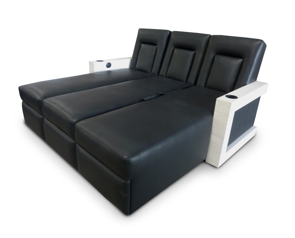 Well Known Exotic Chaise Lounge Chairs Regarding Loungers & Chaises — Fortress Seating (View 9 of 15)