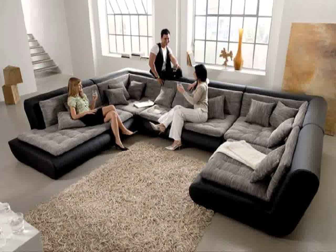 Well Known Extra Large Couches Comfortable Sofa Oversized Deep Couch Extra In Large Comfortable Sectional Sofas (View 15 of 15)