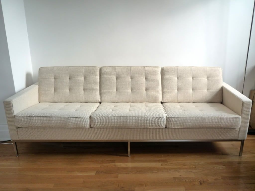 Well Known Florence Knoll Wood Legs Sofas Inside Florence Knoll Sofa Http://www.sofaideas (View 3 of 15)