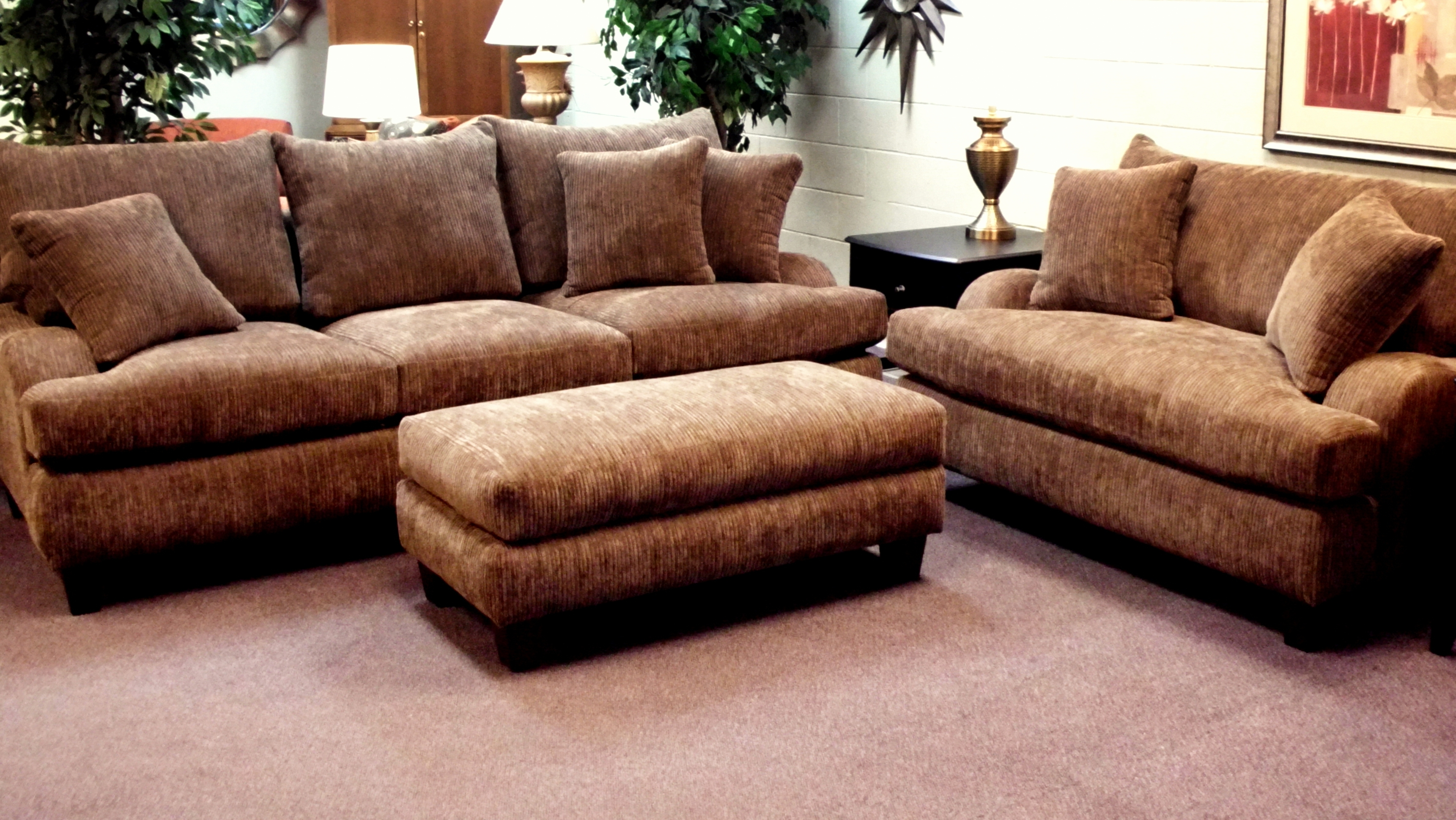 Well Known Furniture: Comfy Design Of Oversized Couch For Charming Living In Oversized Sofa Chairs (View 15 of 15)