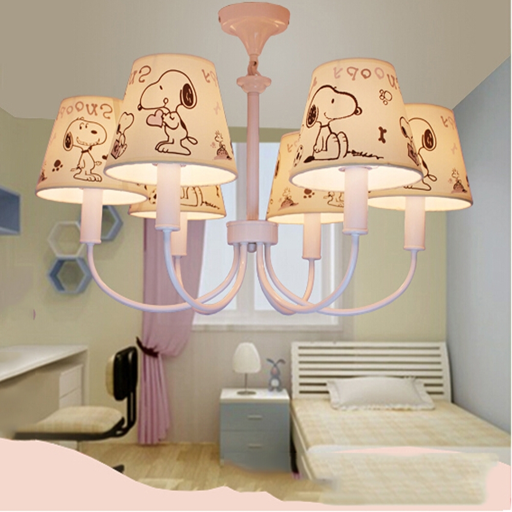 Well Known High Quality Cartoon Chinese Chandeliers E14 Led 110V 220V Kids Room Intended For Chinese Chandeliers (View 13 of 15)