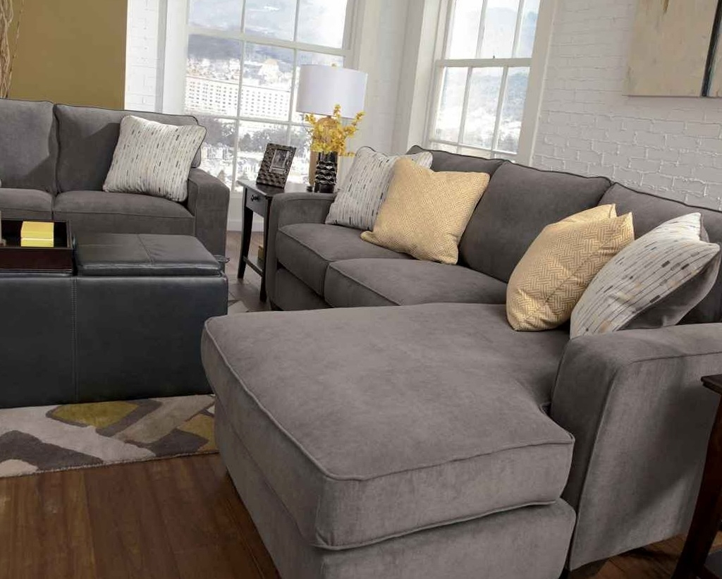 Well Known Hodan Sofas With Chaise Intended For Ashley Hodan Sofa Chaise (View 9 of 15)