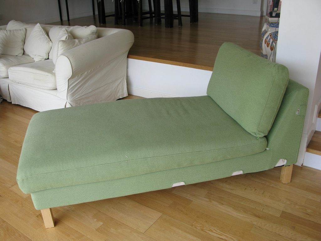 Well Known Ikea Karlstad Chaise (View 3 of 15)