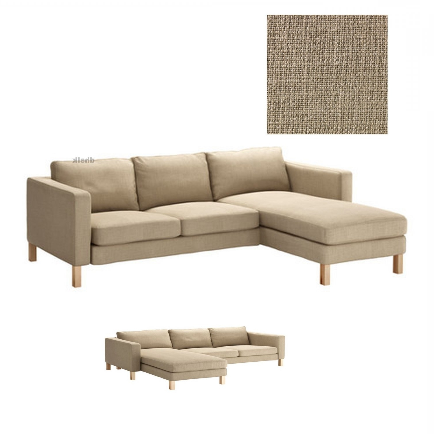 Well Known Karlstad Chaise Covers Pertaining To Karlstad Chaise Cover – Mariaalcocer (View 5 of 15)