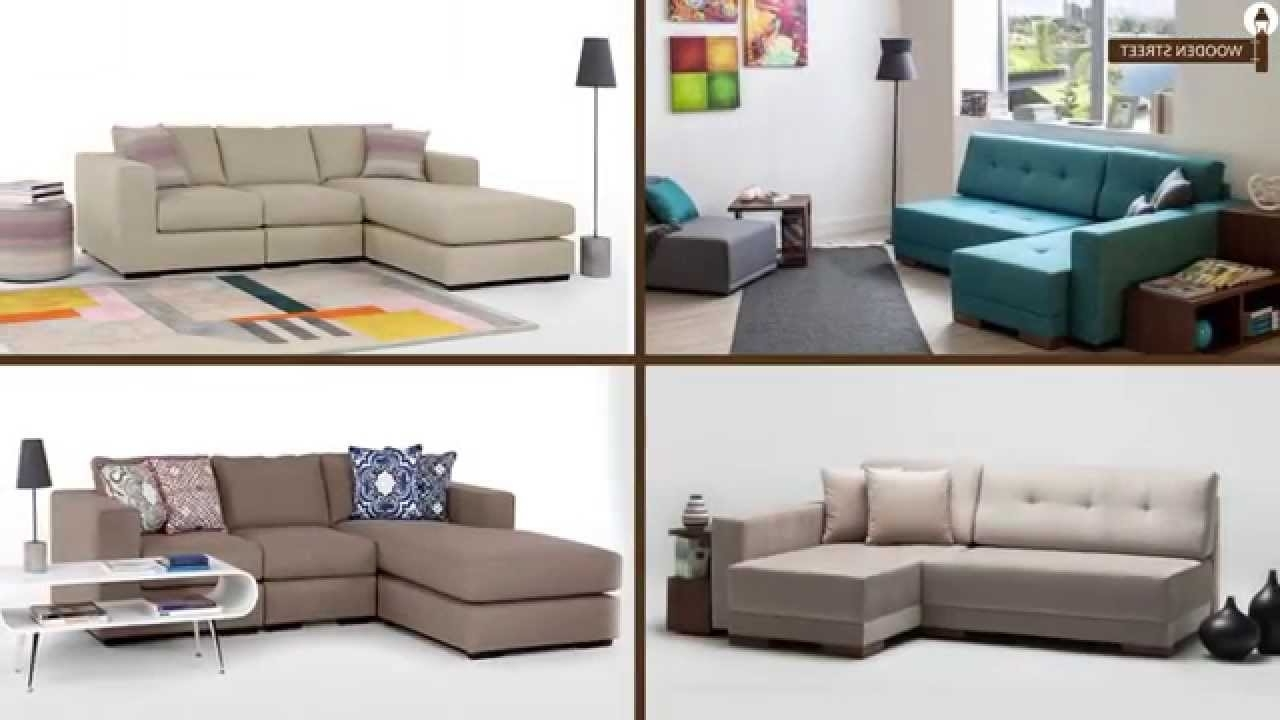 Well Known L Shaped Sofa Online – Corner Sofas Online From Wooden Street For L Shaped Sofas (View 10 of 15)