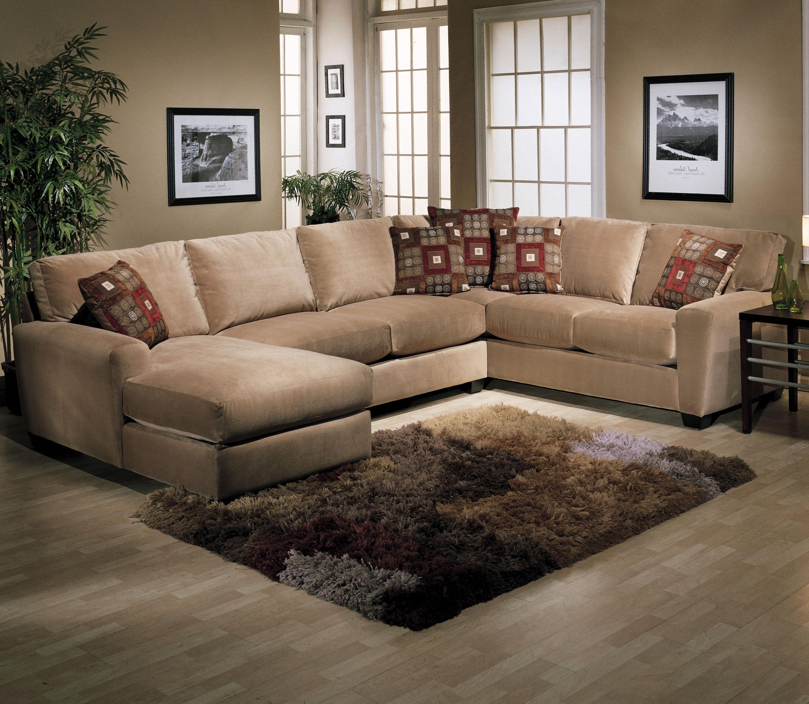 Well Known L Shaped Sofa With Chaise Lounge – Home And Textiles In L Shaped Sectionals With Chaise (View 4 of 15)